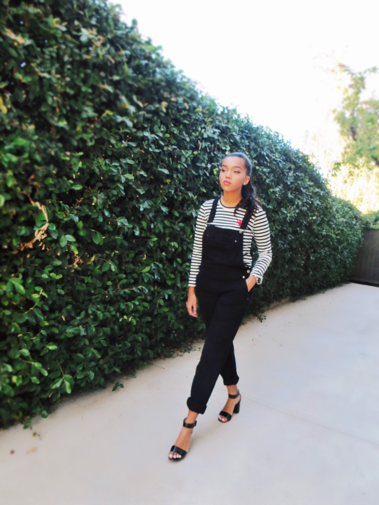 Overalls and Stripes: To Style With Love