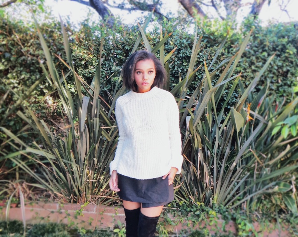 Knit Sweater: To Style With Love