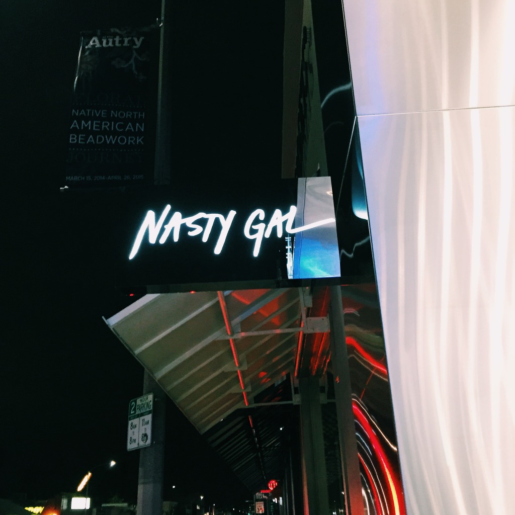 Nasty Gal Melrose: To Style With Love