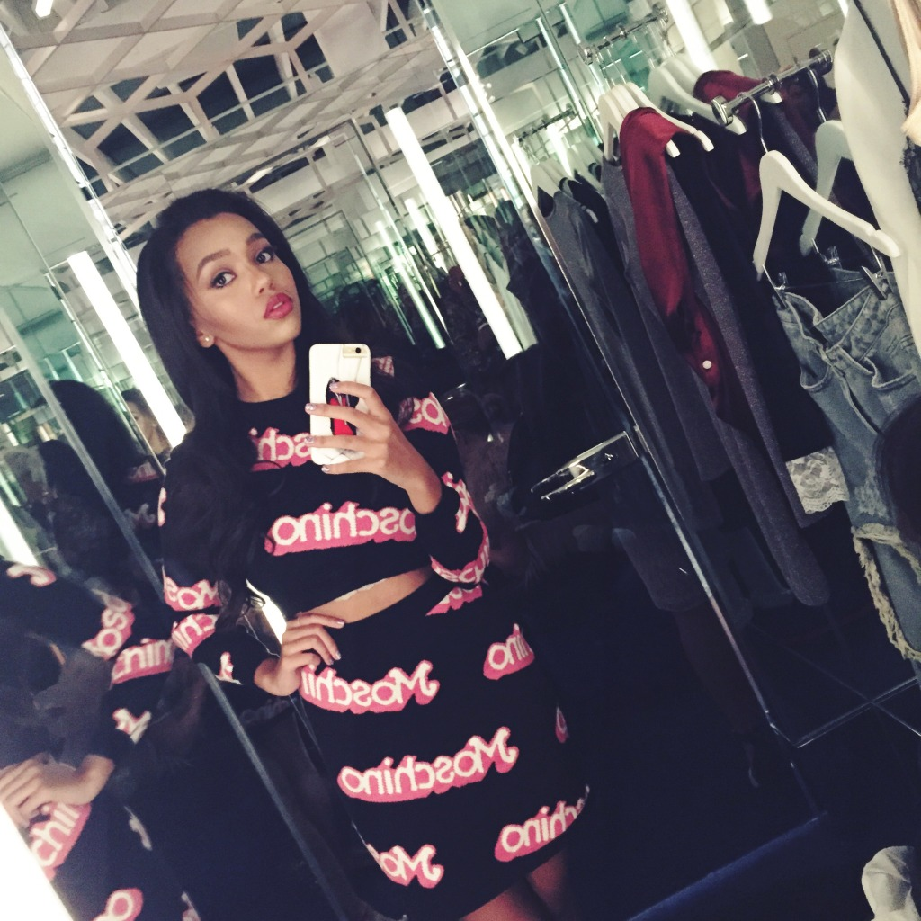 Nasty Gal Dressing Room: To Style With Love