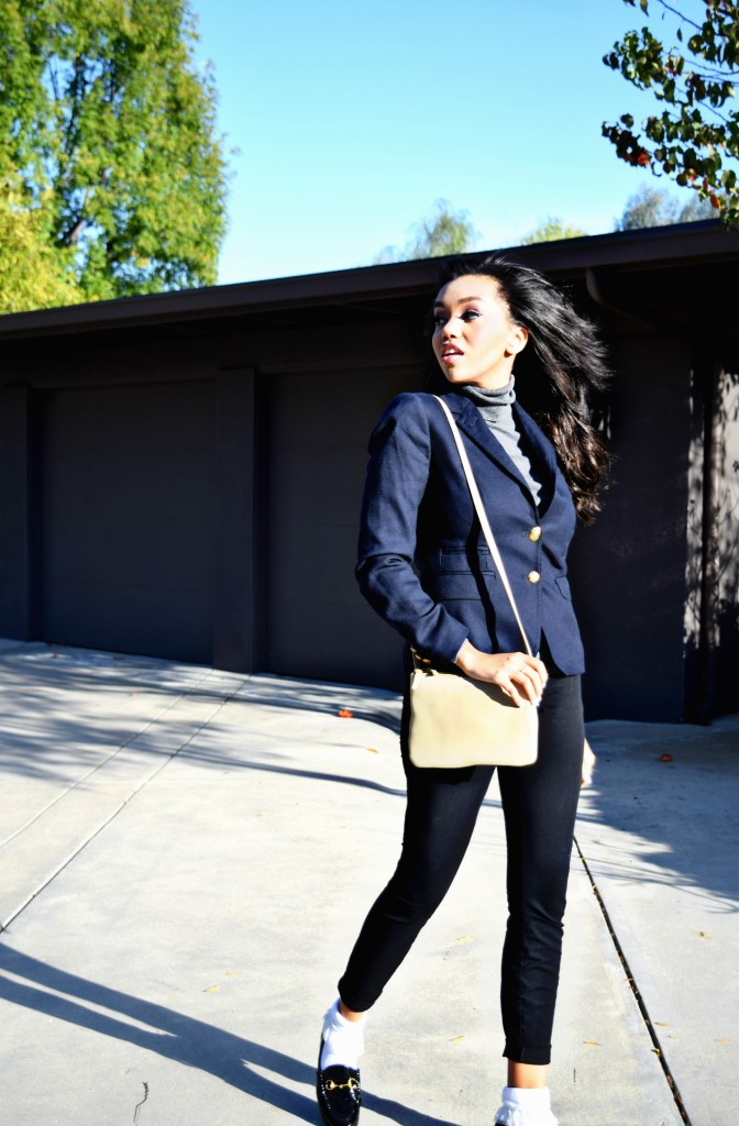 Blazer: To Style, With Love