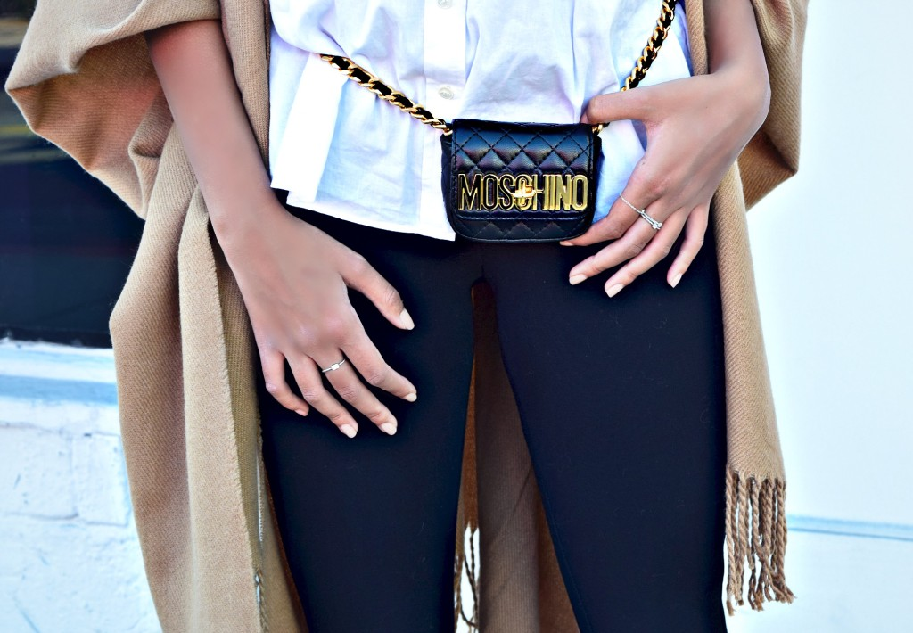 Moschino Belt Bag: To Style, With Love