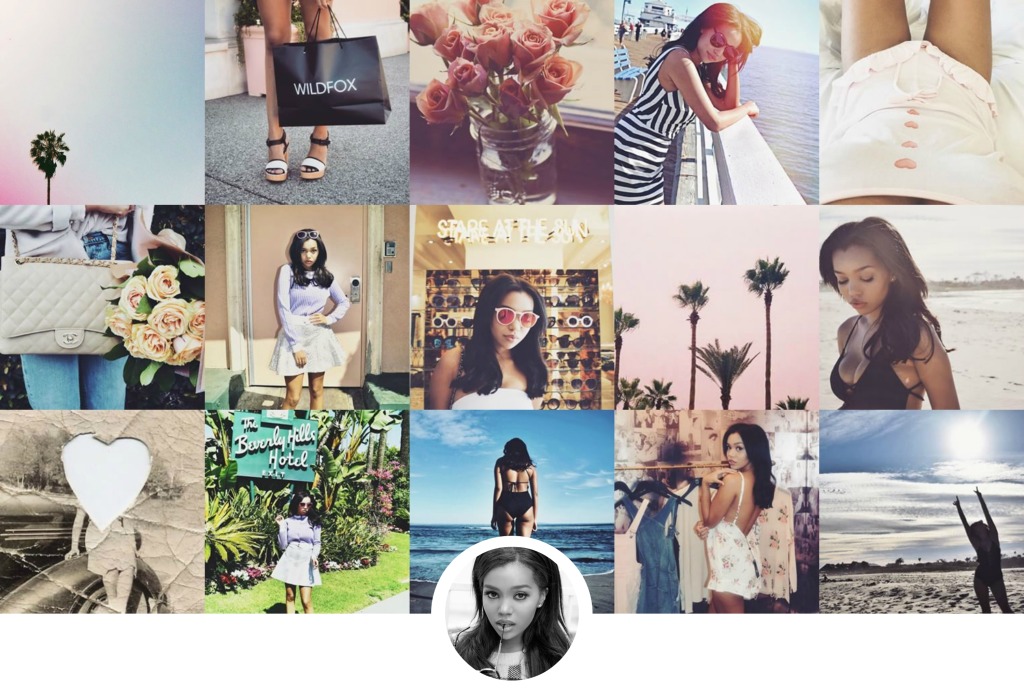 Instagram: To Style, With Love