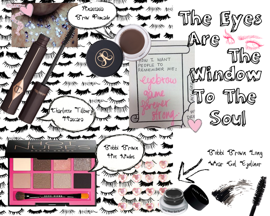 Eye Makeup Essentials: To Style, With Love