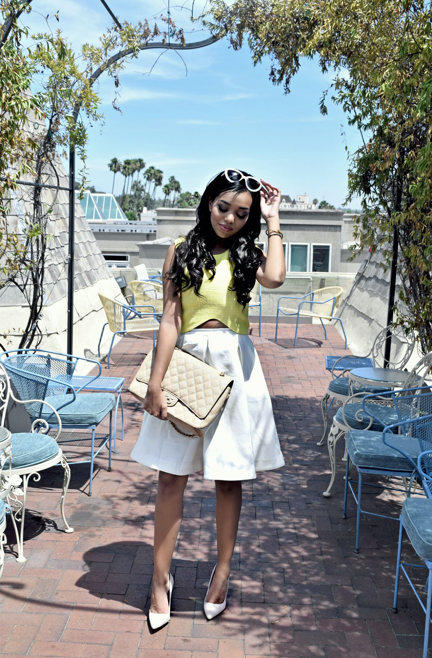 Summer Style Looks: To Style, With Love