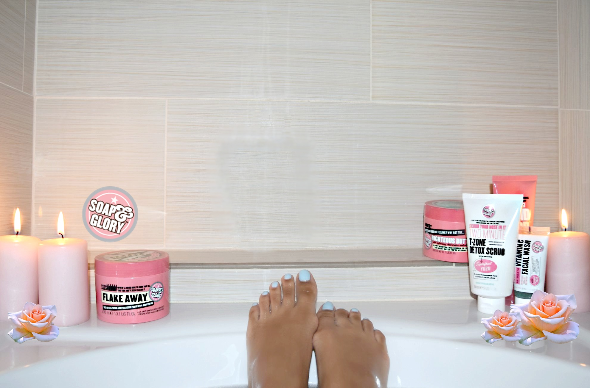 Soap & Glory: To Style, With Love