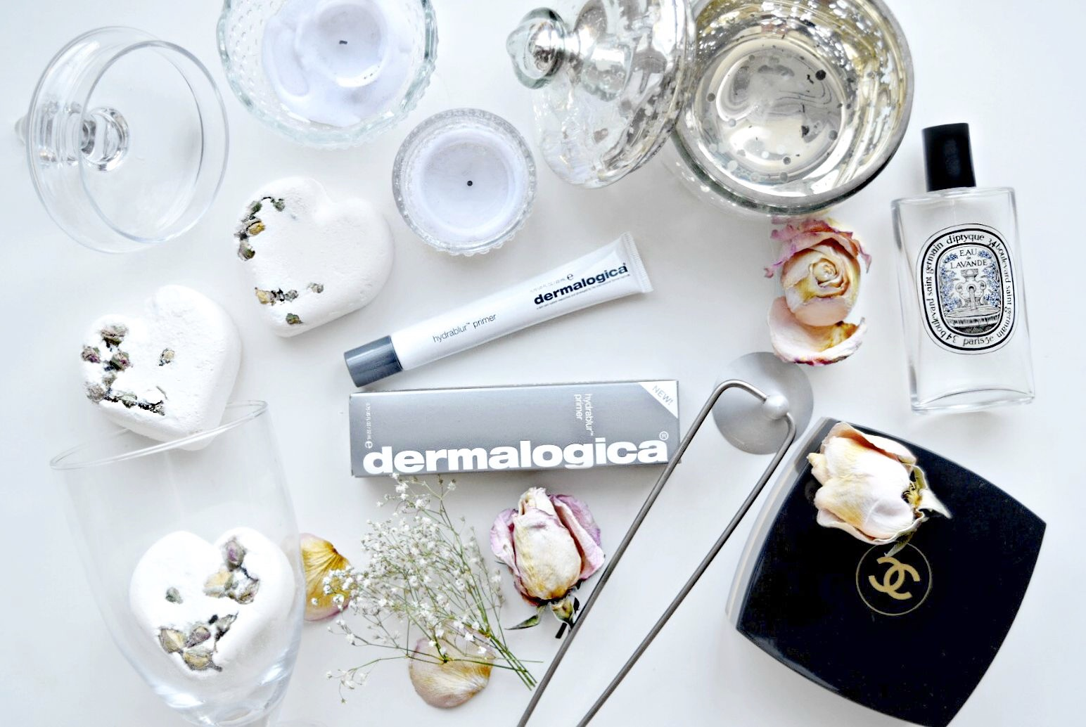 Dermalogica Hydrablur Primer: To Style, With Love