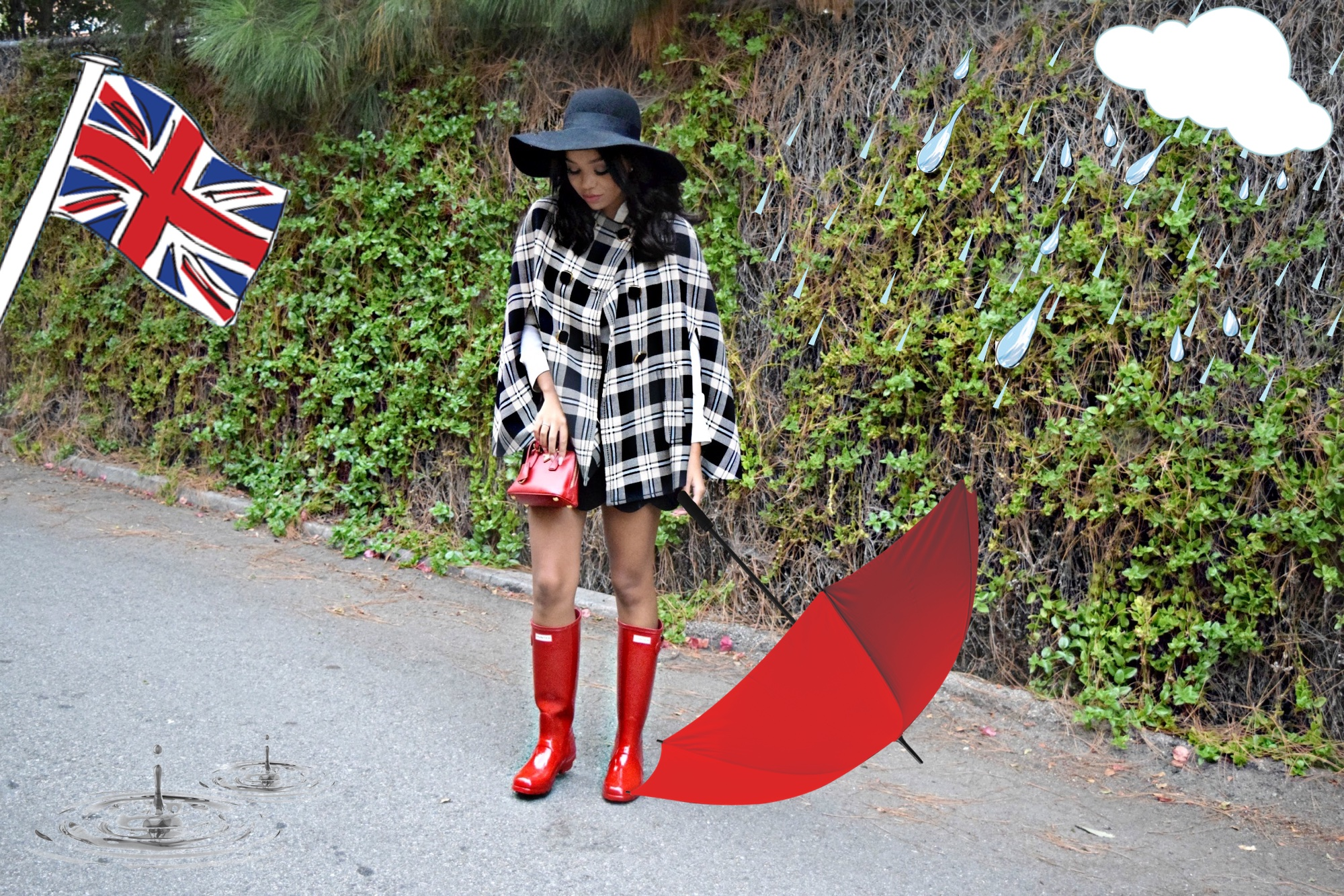 Hunter Boots Fall Style: To Style, With Love
