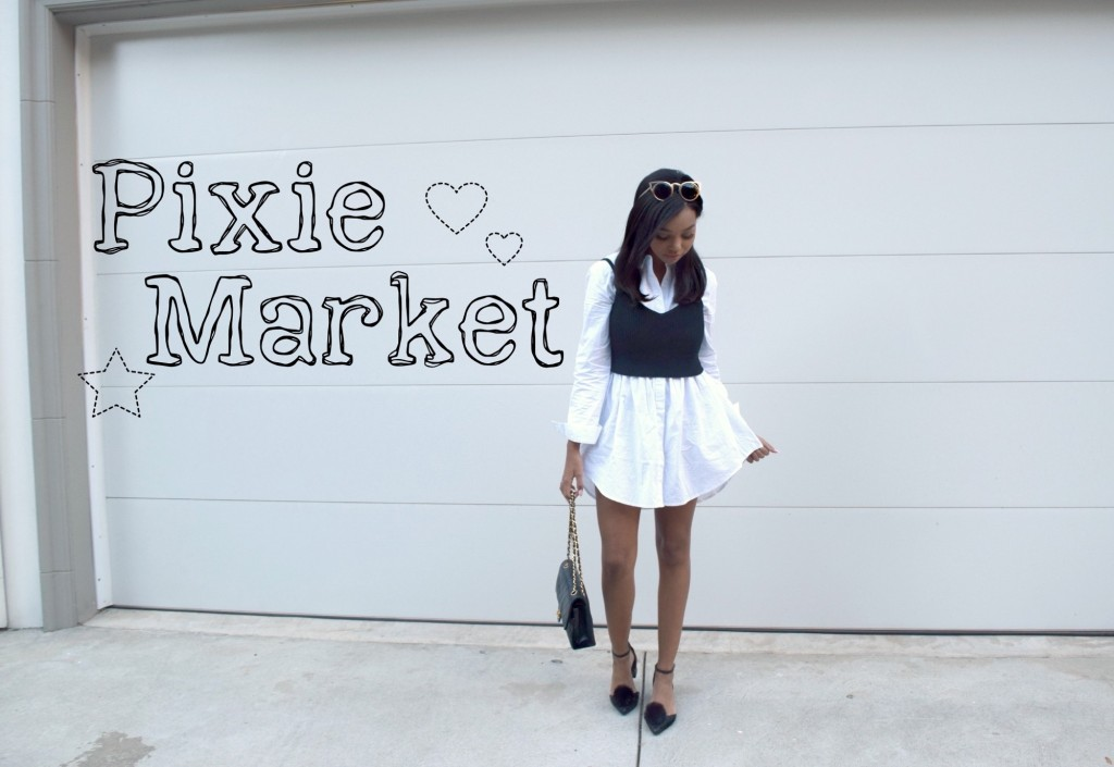 Pixie Market: To Style, With Love