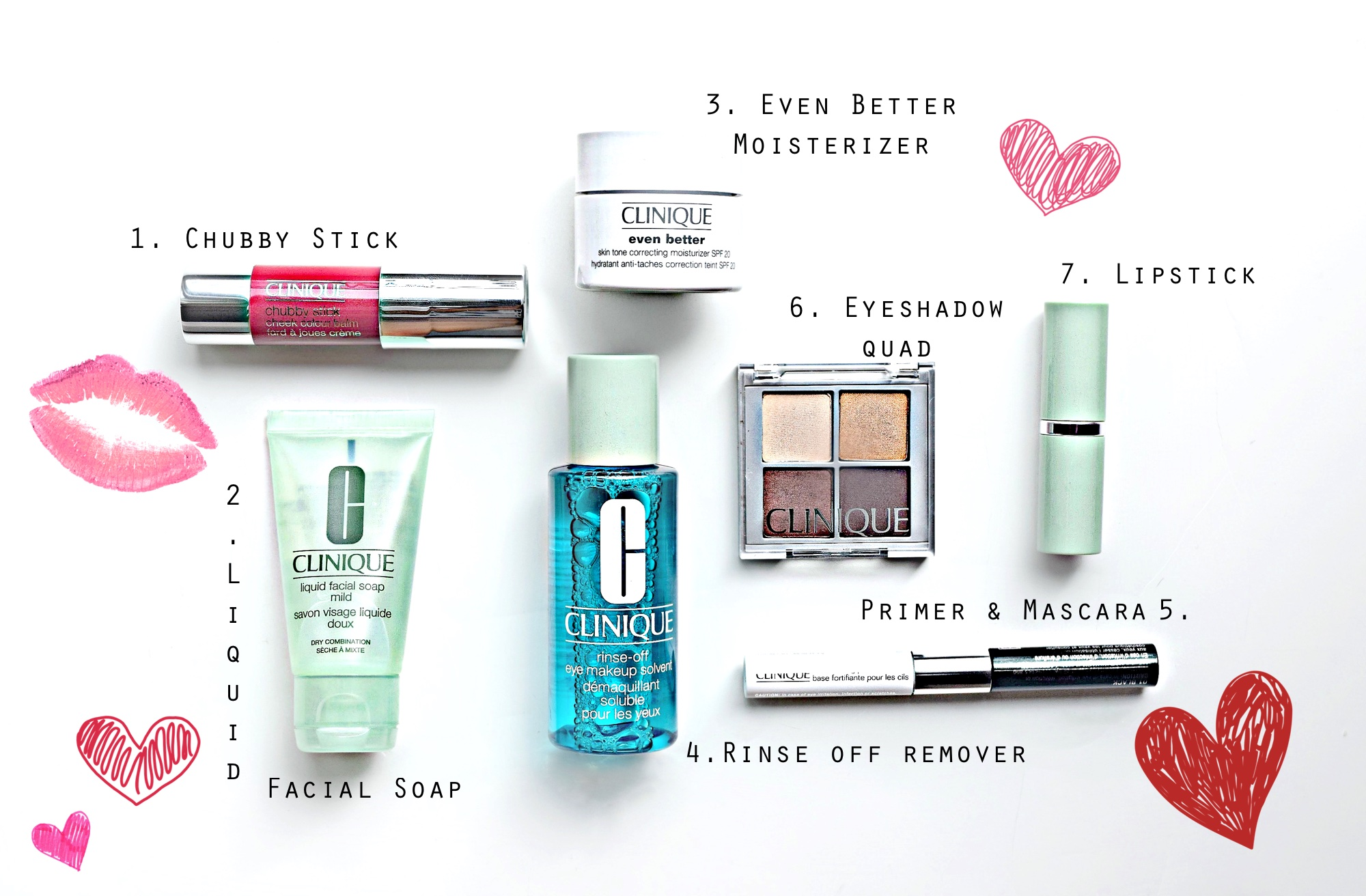 Clinique Gift With Purchase: To Style, With Love