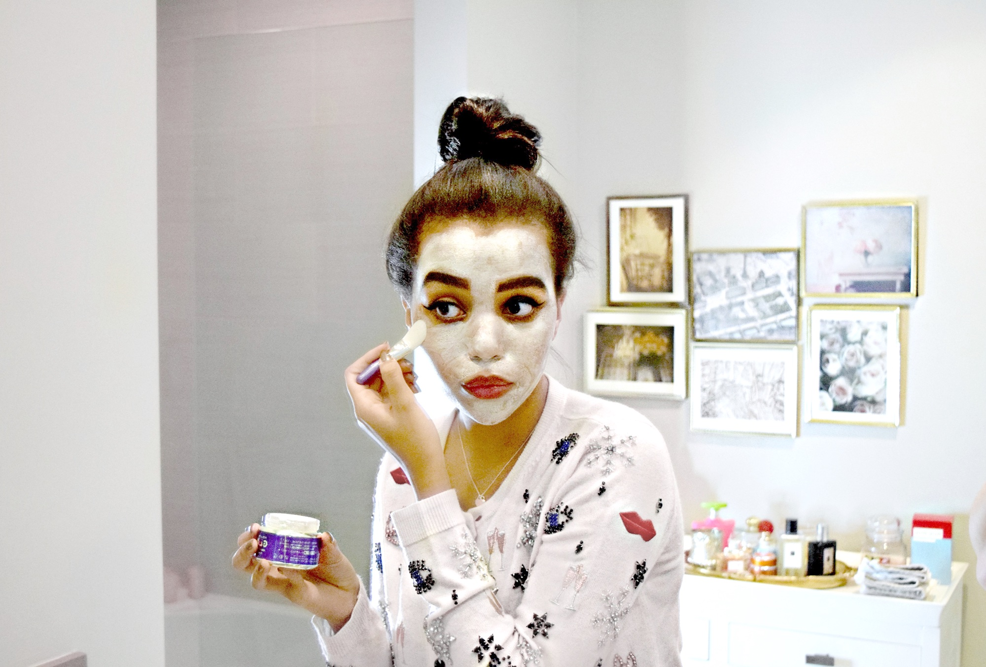 Glamglow GravityMud Firming Treatment: To Style, With Love