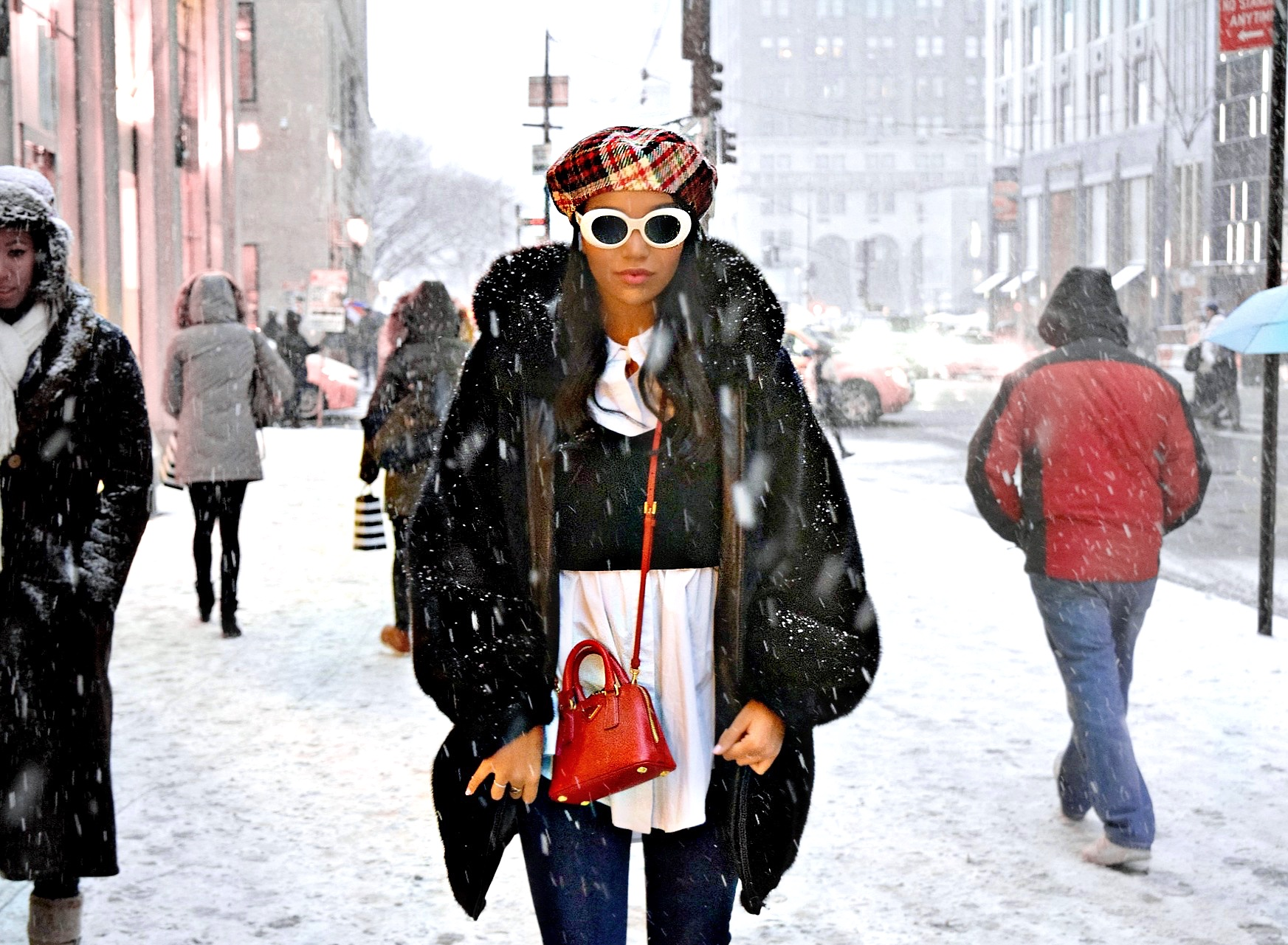 Snow Day / New York Fashion Week: To Style, With Love