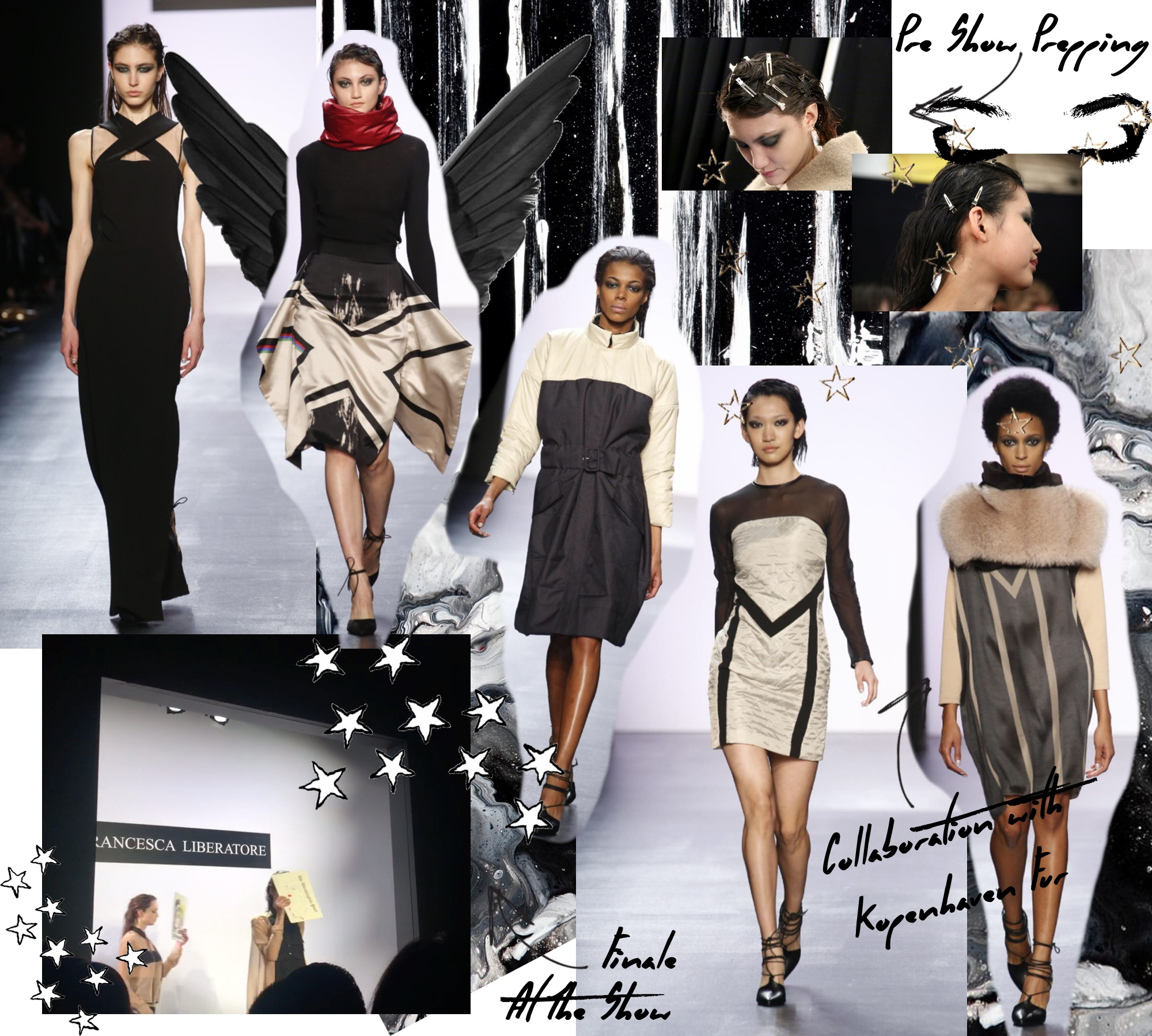 Francesca Liberatore Fall 2016 Runway Show New York Fashion Week: To Style, With Love