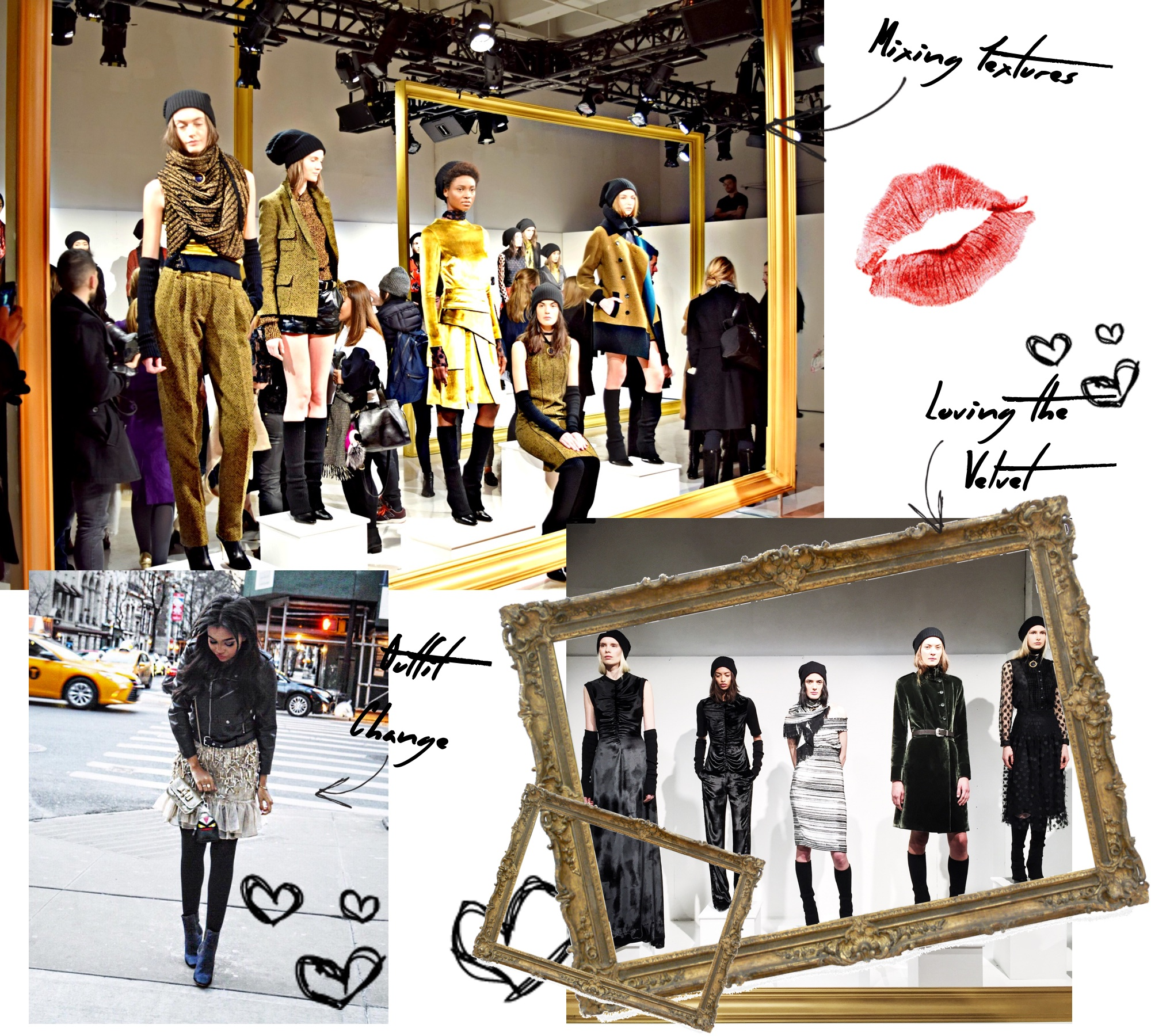 Hanley FW16 Presentation/ New York Fashion Week: To Style, With Love