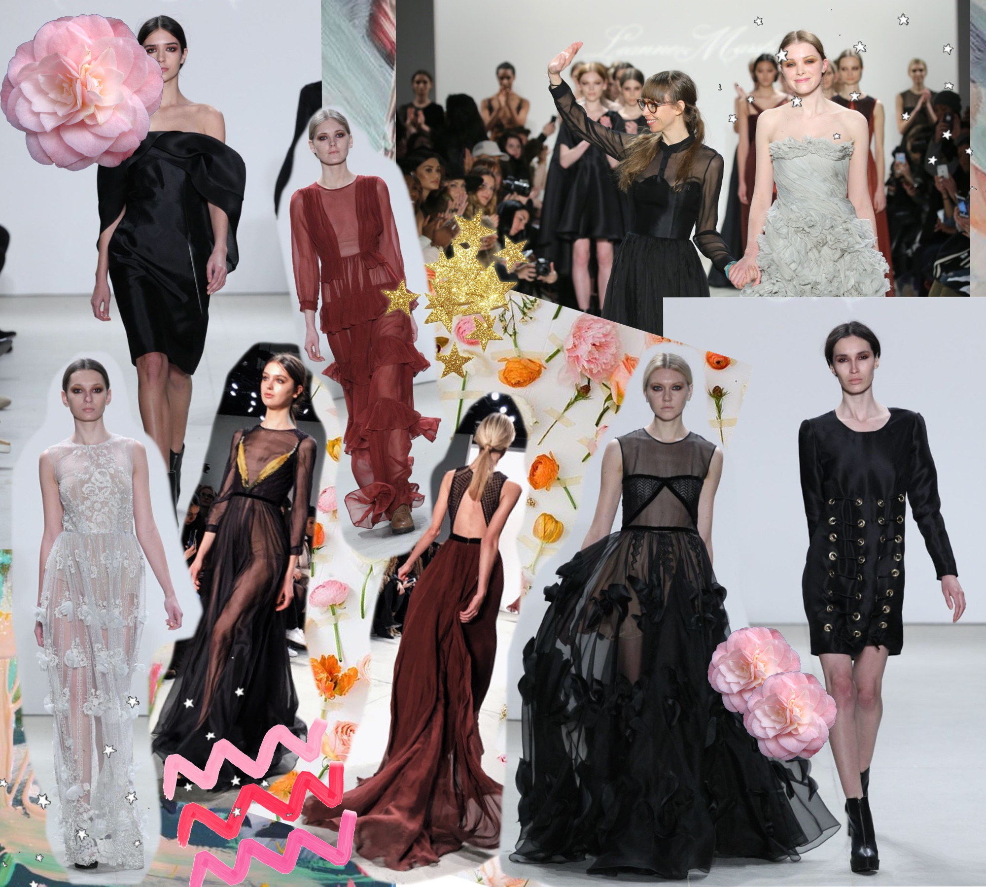 NYFW Diary, Backstage at Leanne Marshall FW16: To Style, With Love