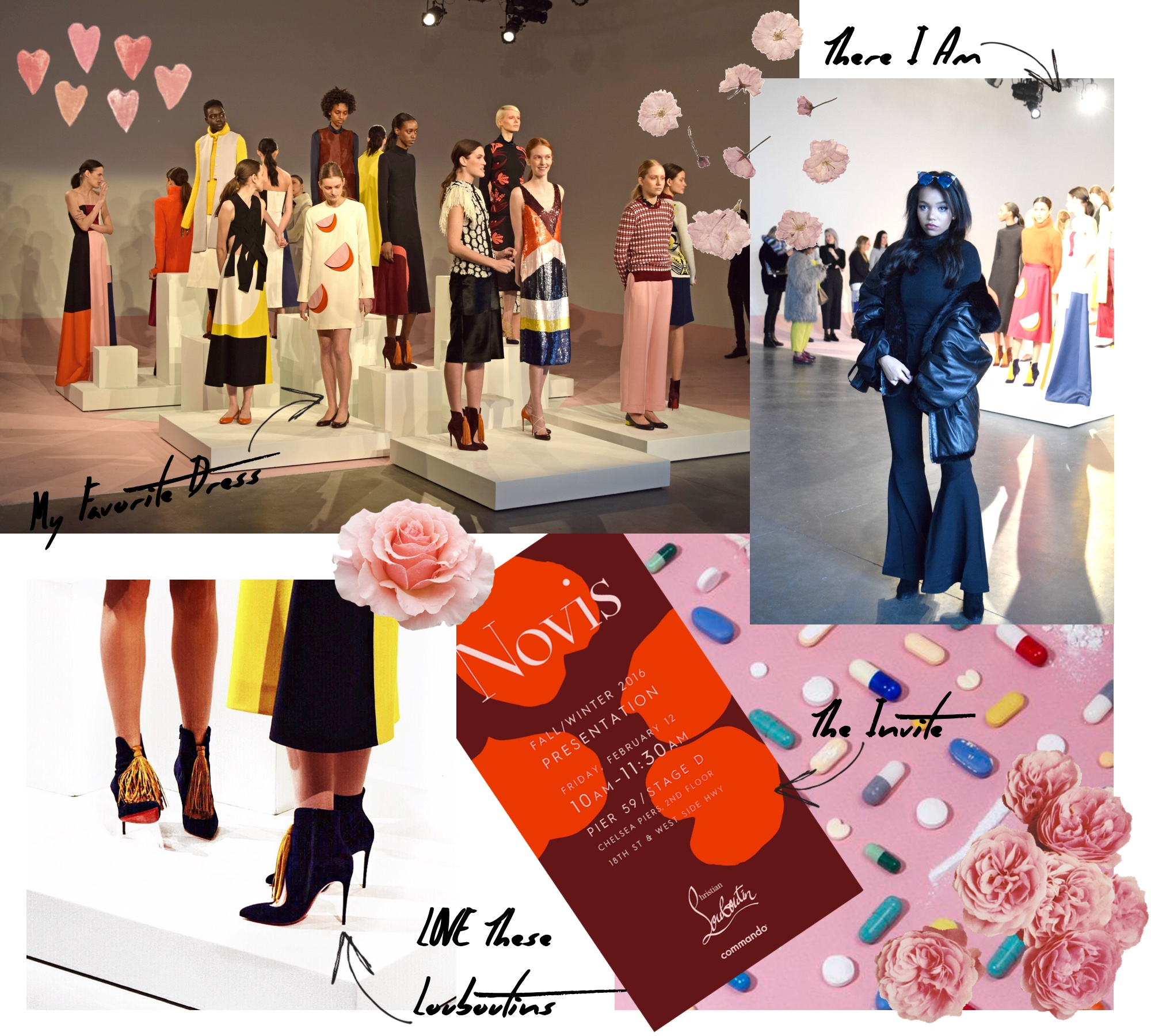 Novis FW16 Presentation New York Fashion Week: To Style, With Love