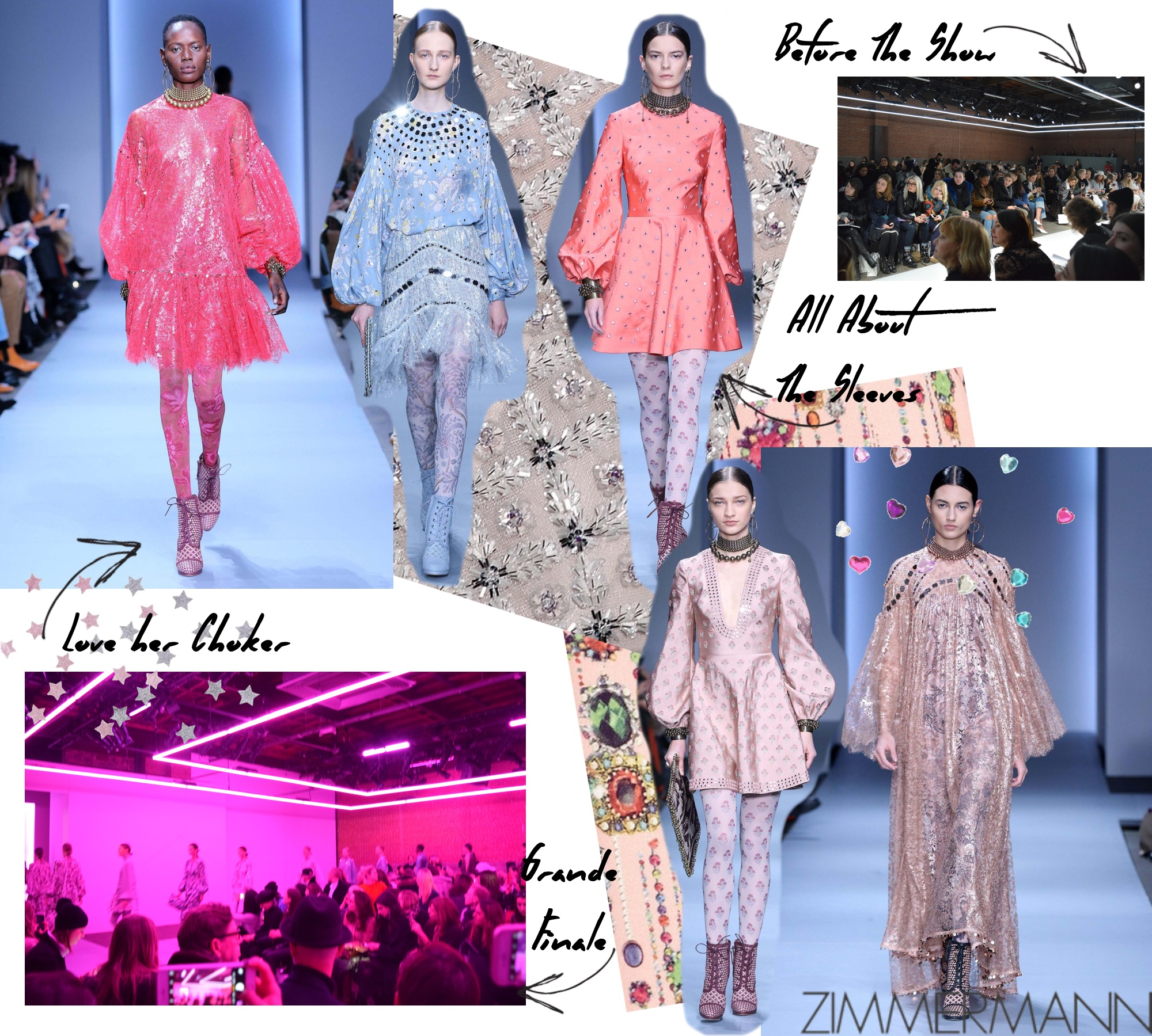 Zimmerman Fall 2016 Runway Show New York Fashion Week: To Style, With Love