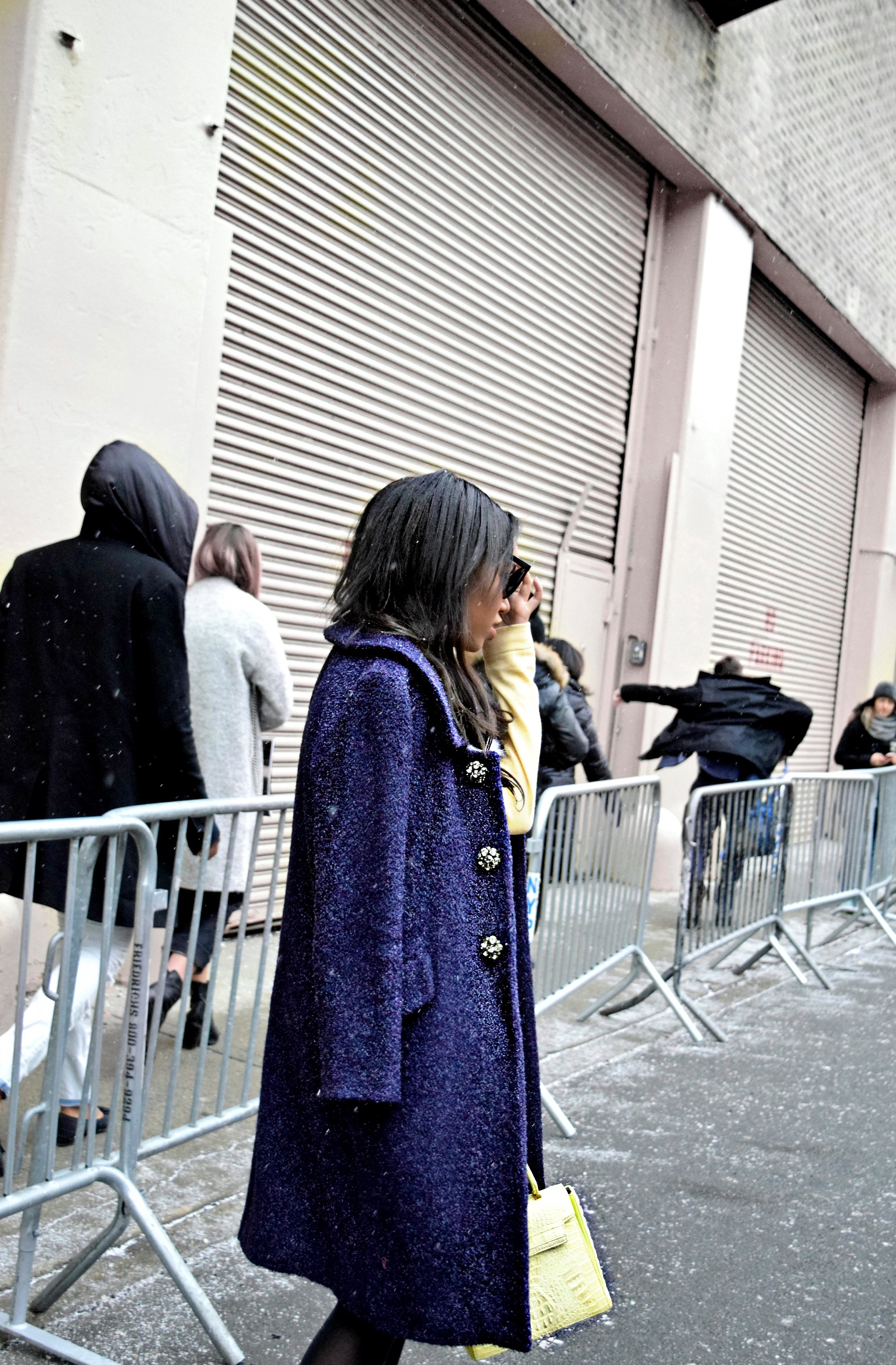 New York City Fashion Week Street Style: To Style, With Love
