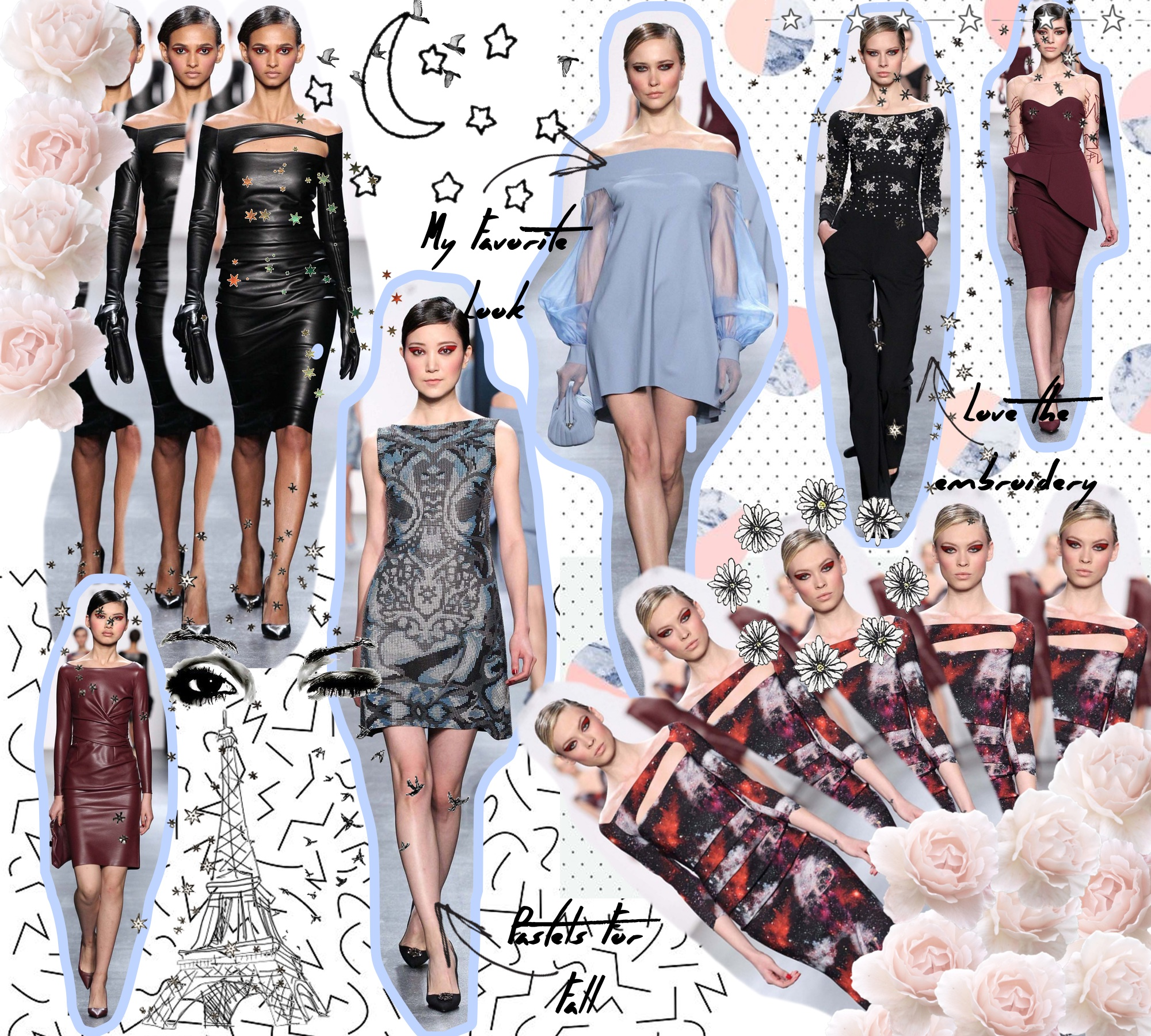 Chiara Boni La Petite Robe New York Fashion Week Diary Fall/Winter 2016: To Style, With Love