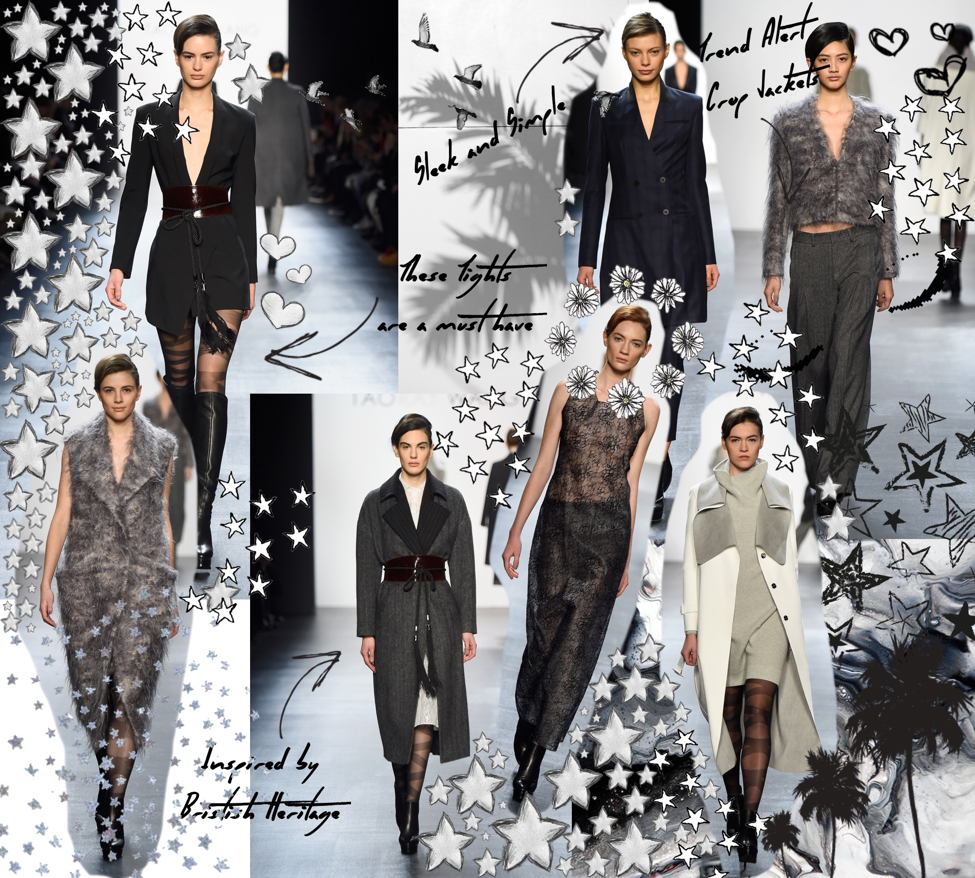 Tao Ray Wang Fall 2016 Runway Show New York Fashion Week: To Style, With Love