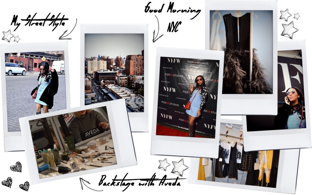 New York Fashion Week Diary Fall/Winter 2016: To Style, With Love