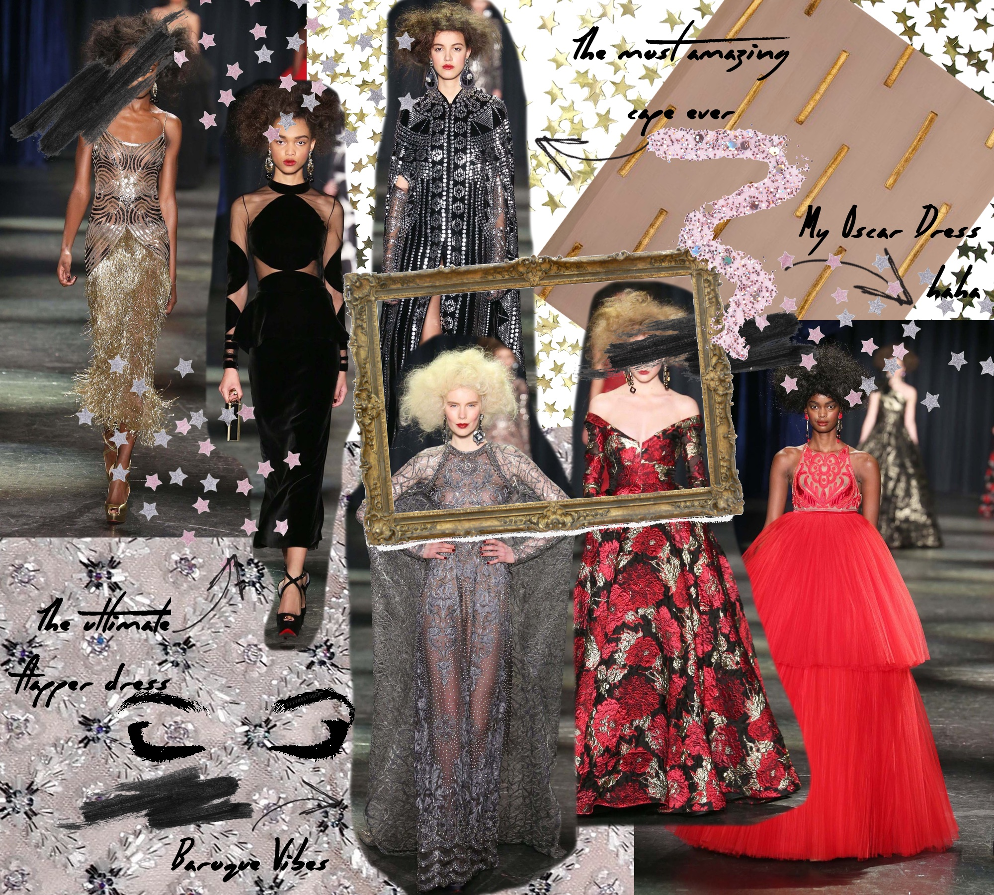 Naeem Khan New York Fashion Week Diary Fall/Winter 2016: To Style, With Love