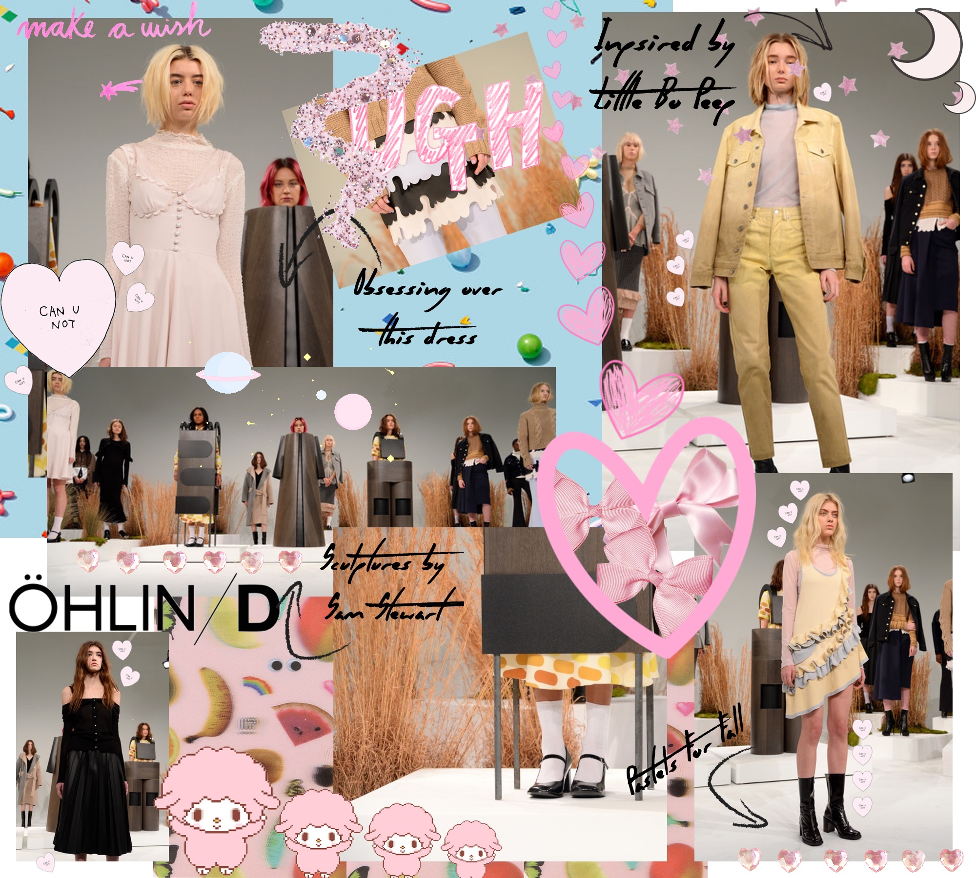 Ohlin/D FW16 Presentation New York Fashion Week 2016: To Style, With Love