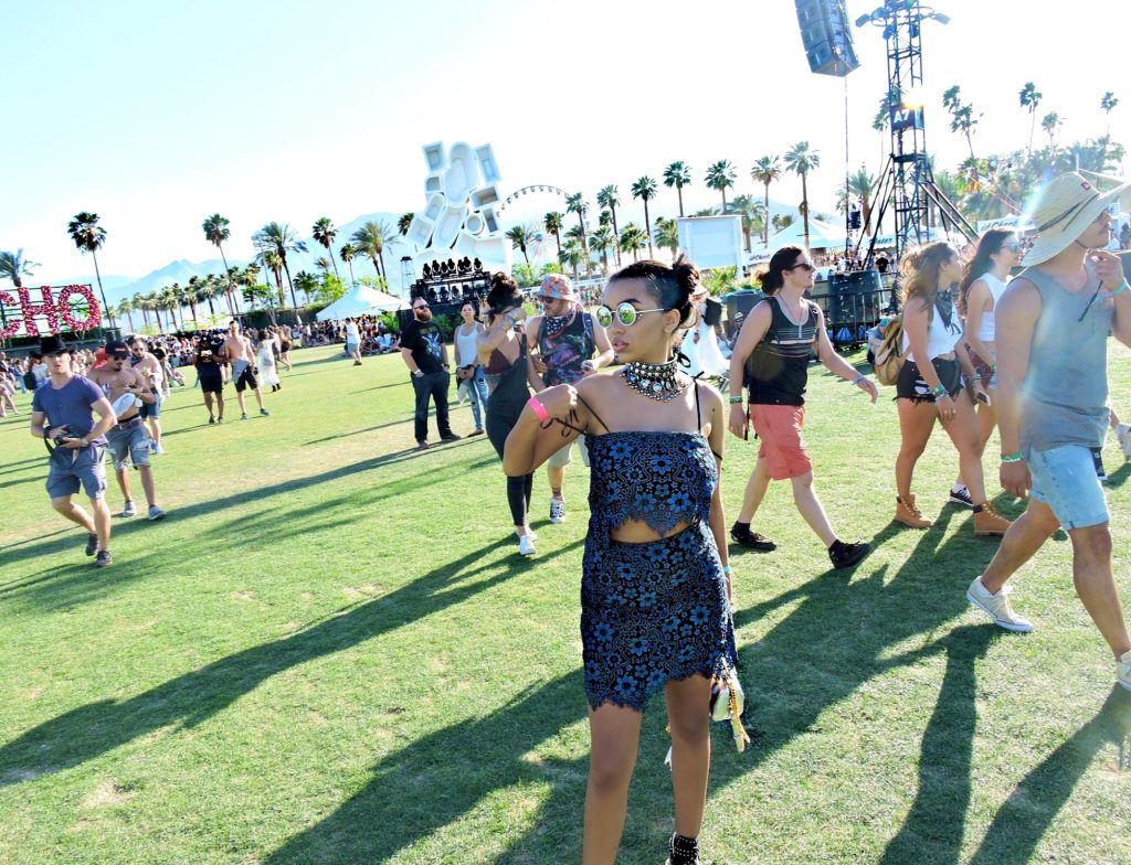 Coachella 2016 Weekend 1, Day 2 Festival Style in For Love and Lemons: To Style, With Love