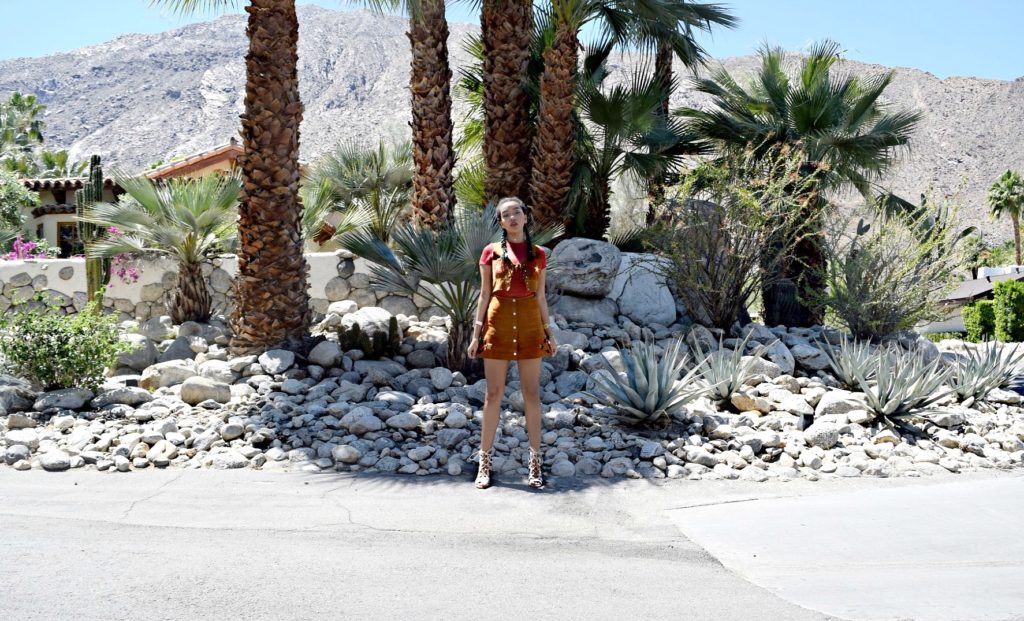 Coachella 2016 Weekend 1, Day 3 // Nasty Gal Look: To Style, With Love