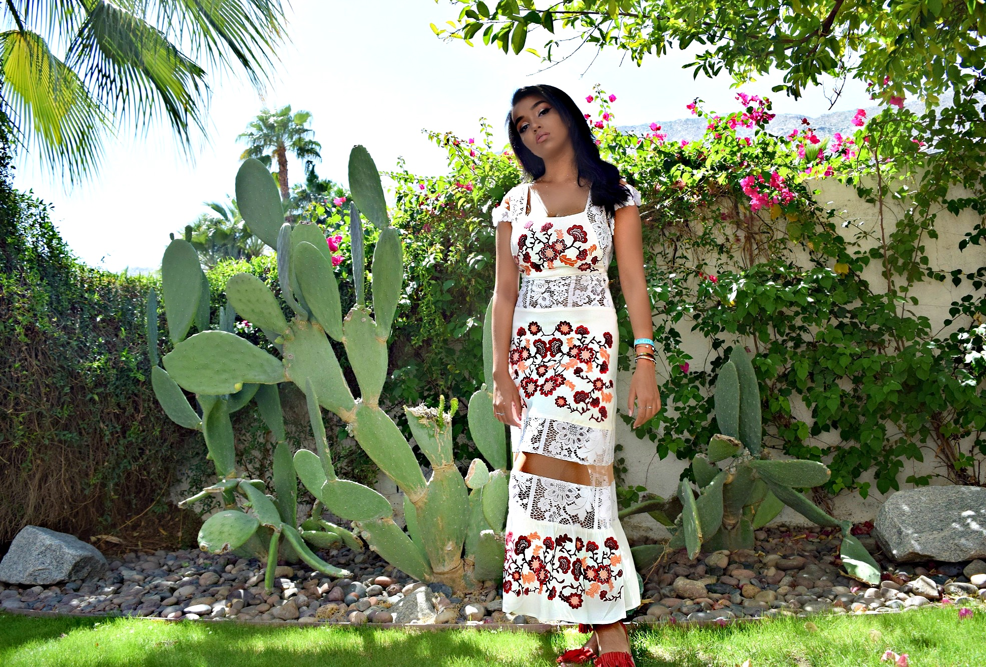 Coachella 2016 Weekend 1, Day 1 Festival Style: To Style, With Love