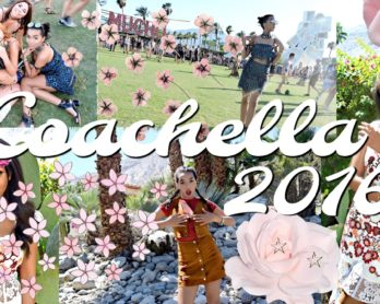 Coachella 2016 Video Diary|Daphne Blunt: To Style, With Love