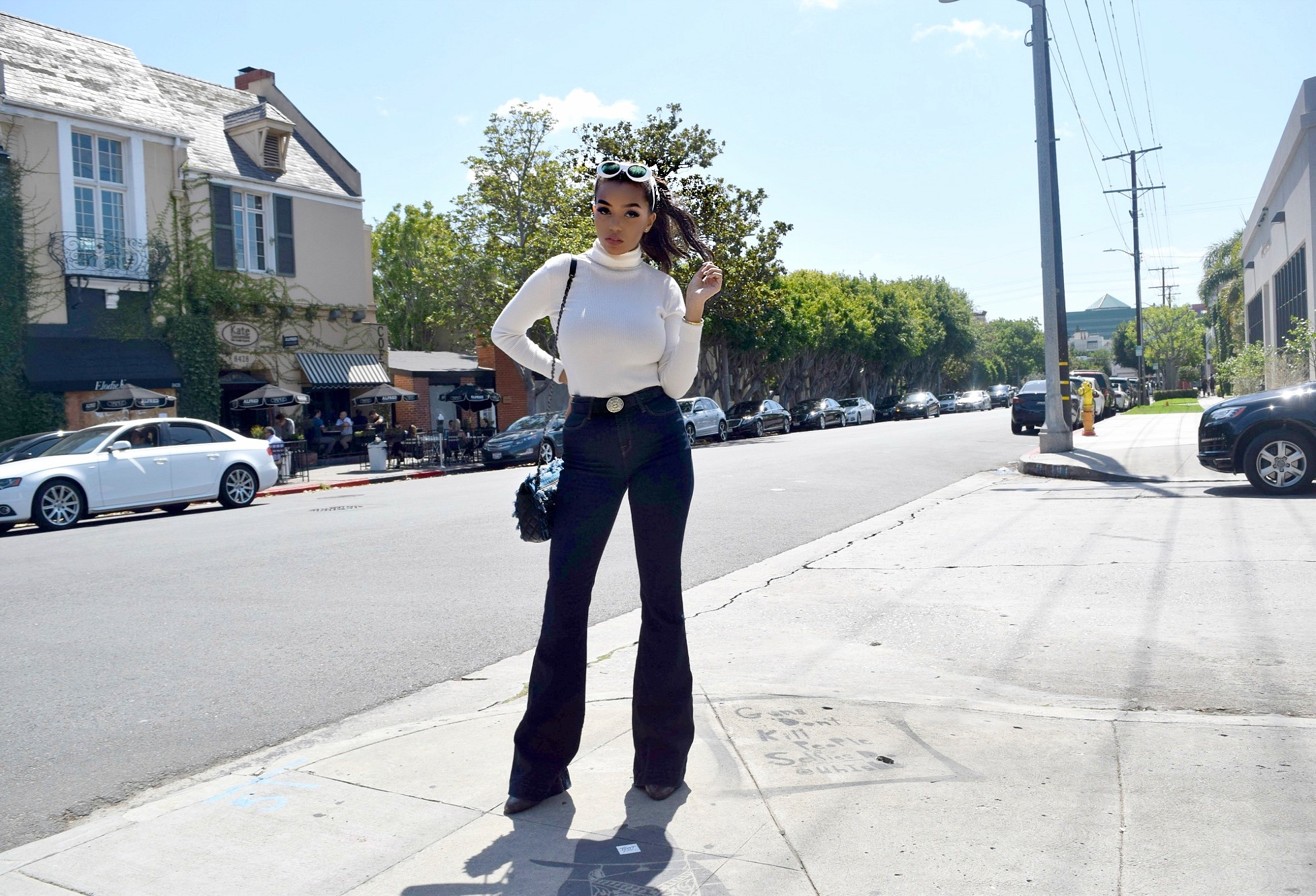 The New Spot | Melrose Place, Los Angeles Spring/Summer Street Style: To Style, With Love