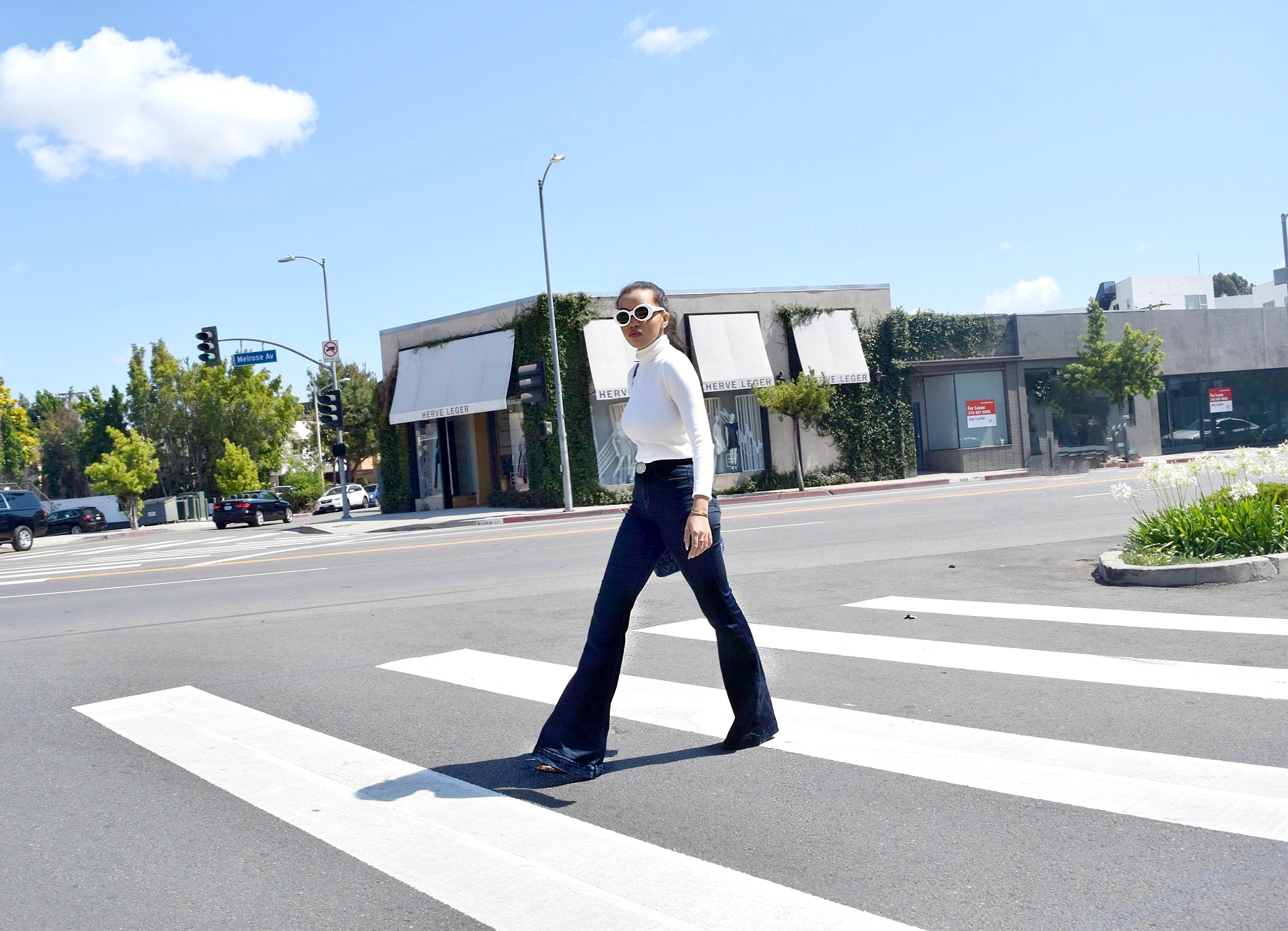 The New Spot   Melrose Place, Los Angeles Spring/Summer Street Style: To Style, With Love