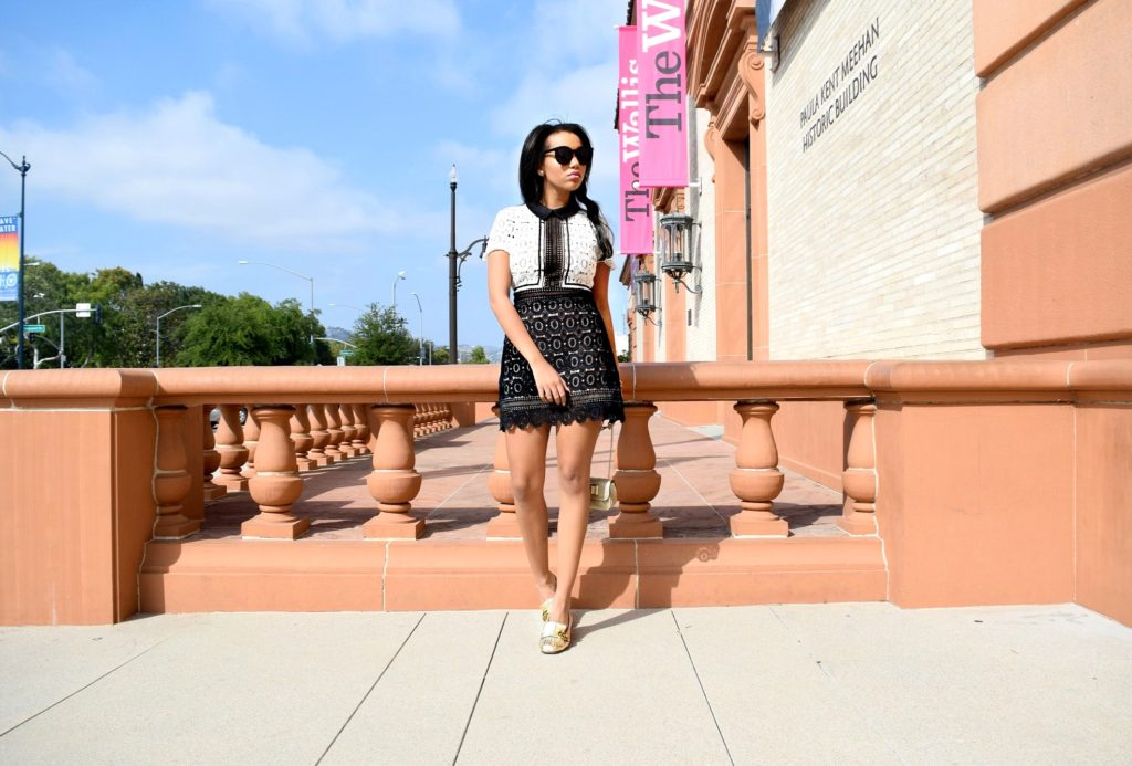 Self Portrait, Los Angeles Spring Street Style: To Style, With Love
