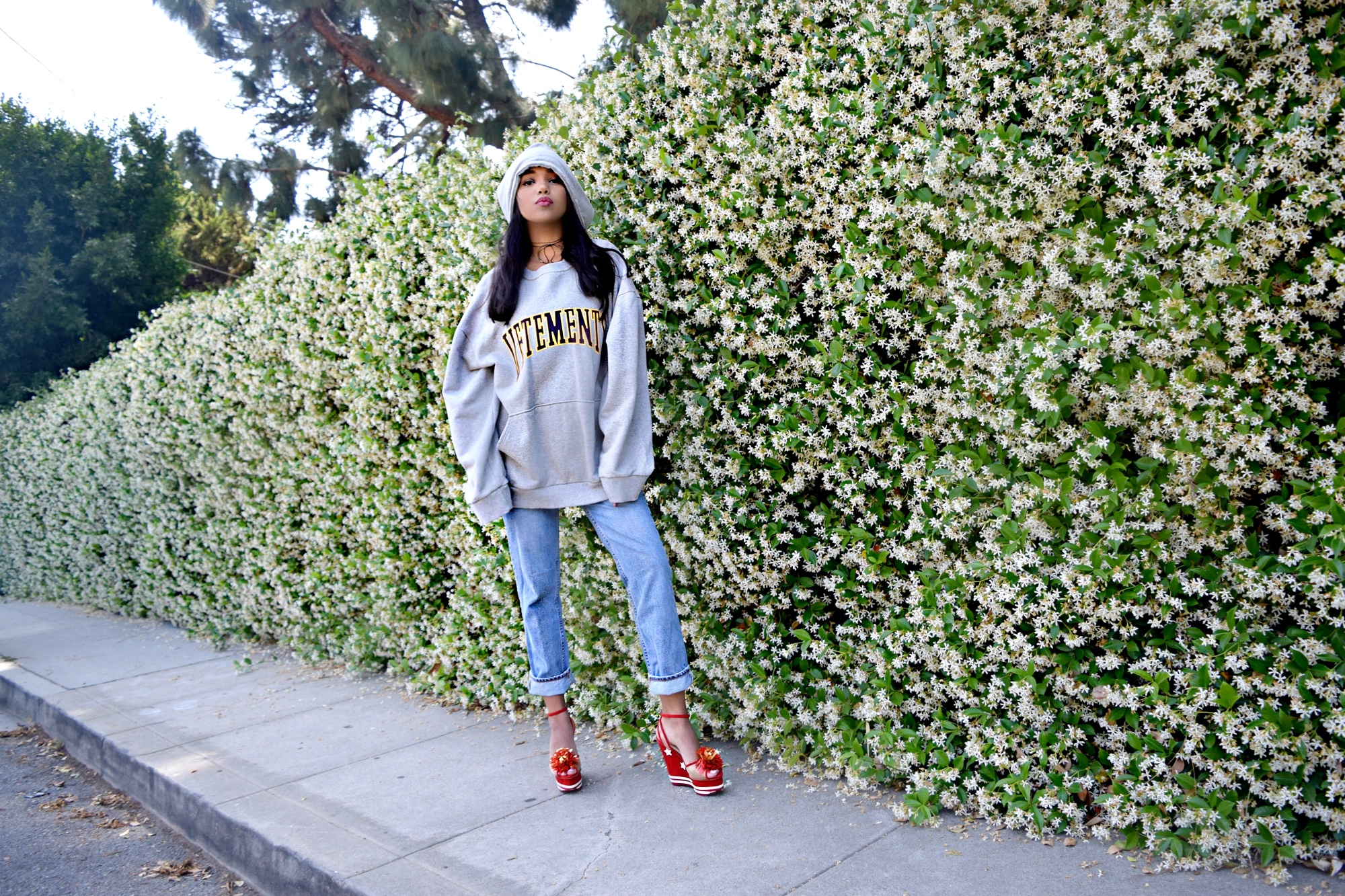 Vetements Hoodie, Spring Street Style Inspiration: To Style, With Love