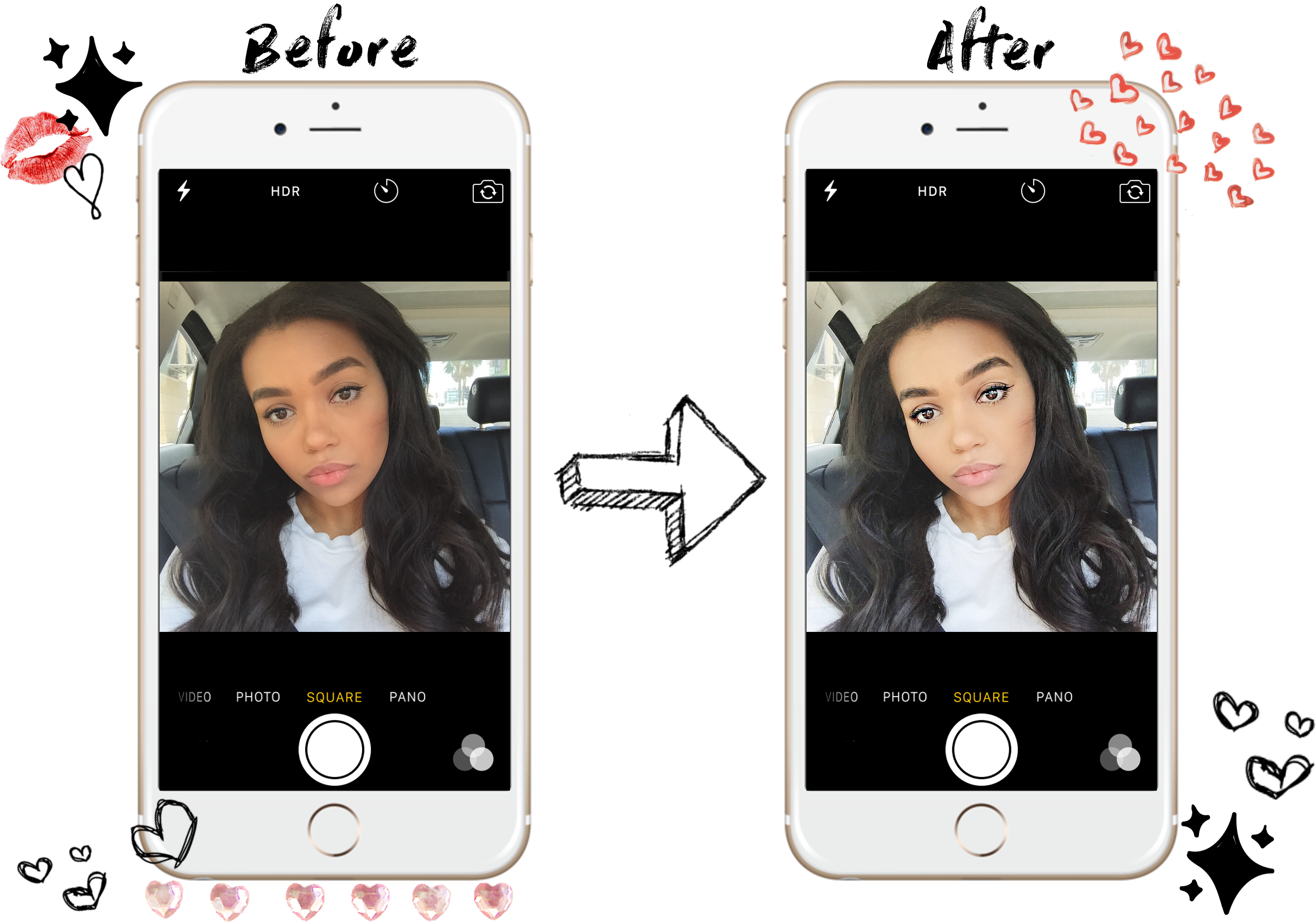 Insta Diary   How To Take The Perfect Selfie: To Style, With Love