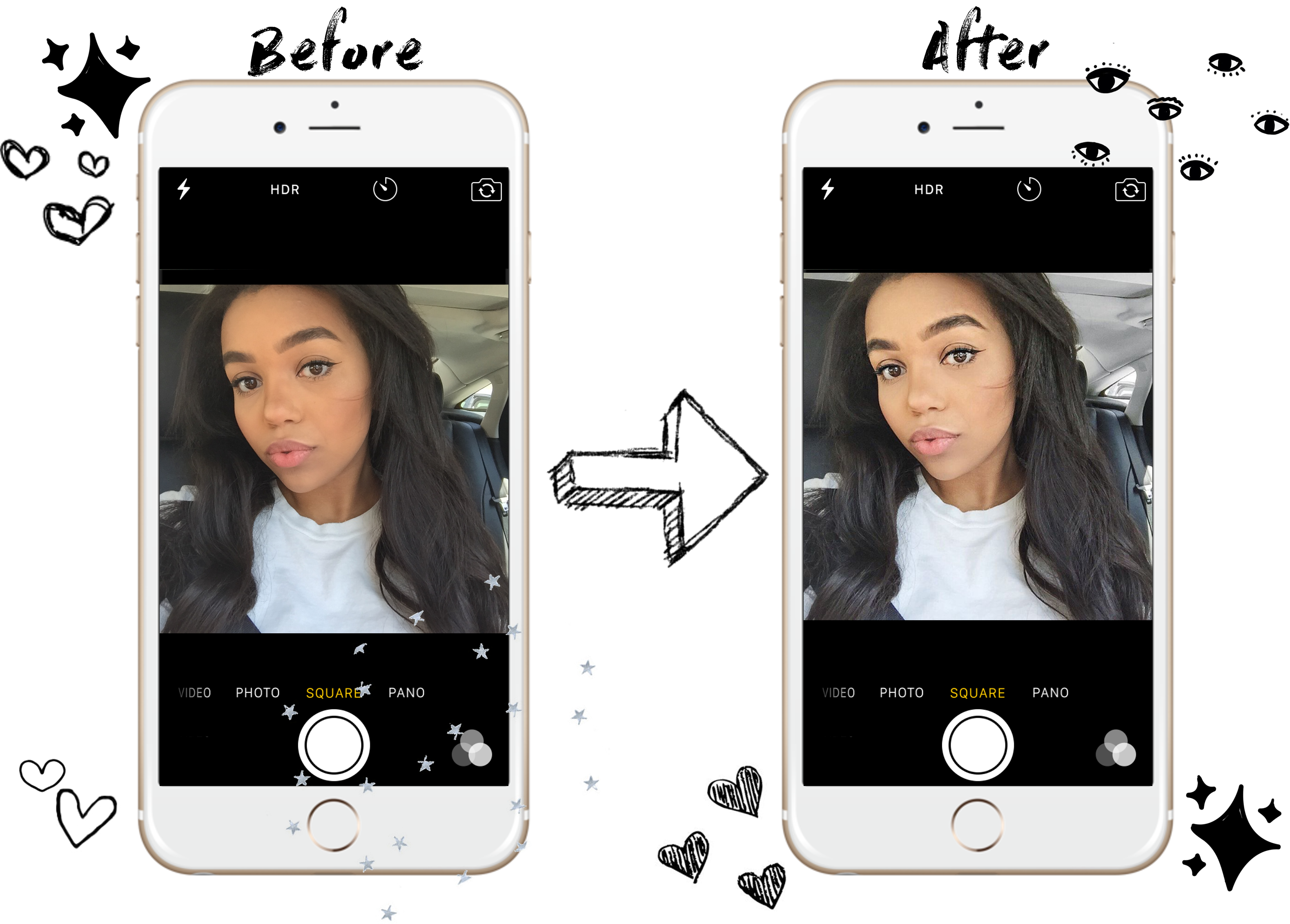 Insta Diary How To Take The Perfect Selfie To Style With Love