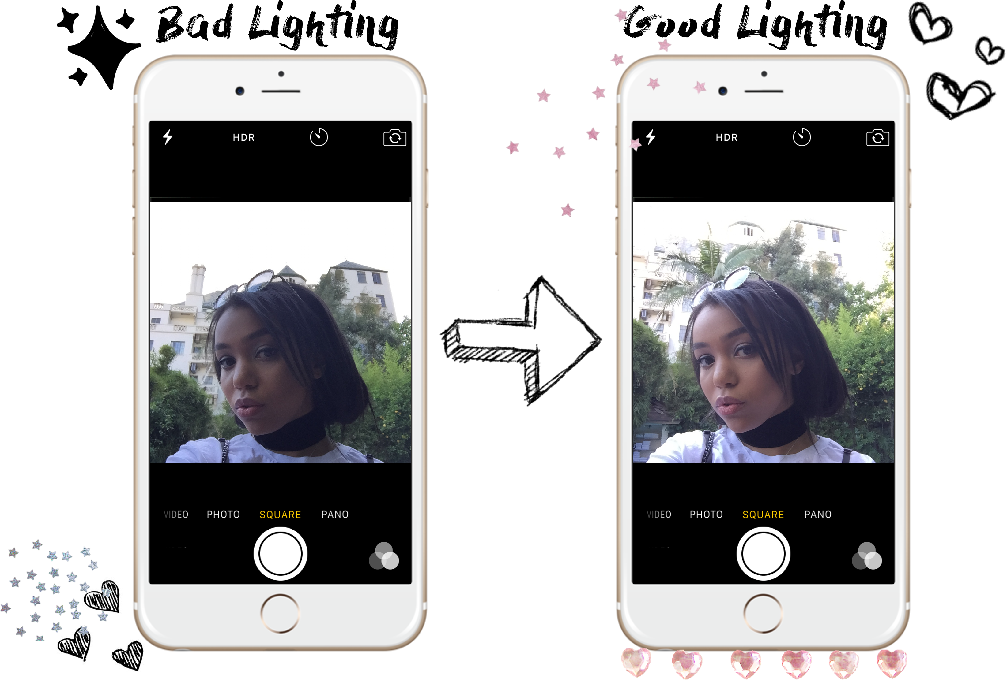 Insta Diary | How To Take The Perfect Selfie: To Style, With Love