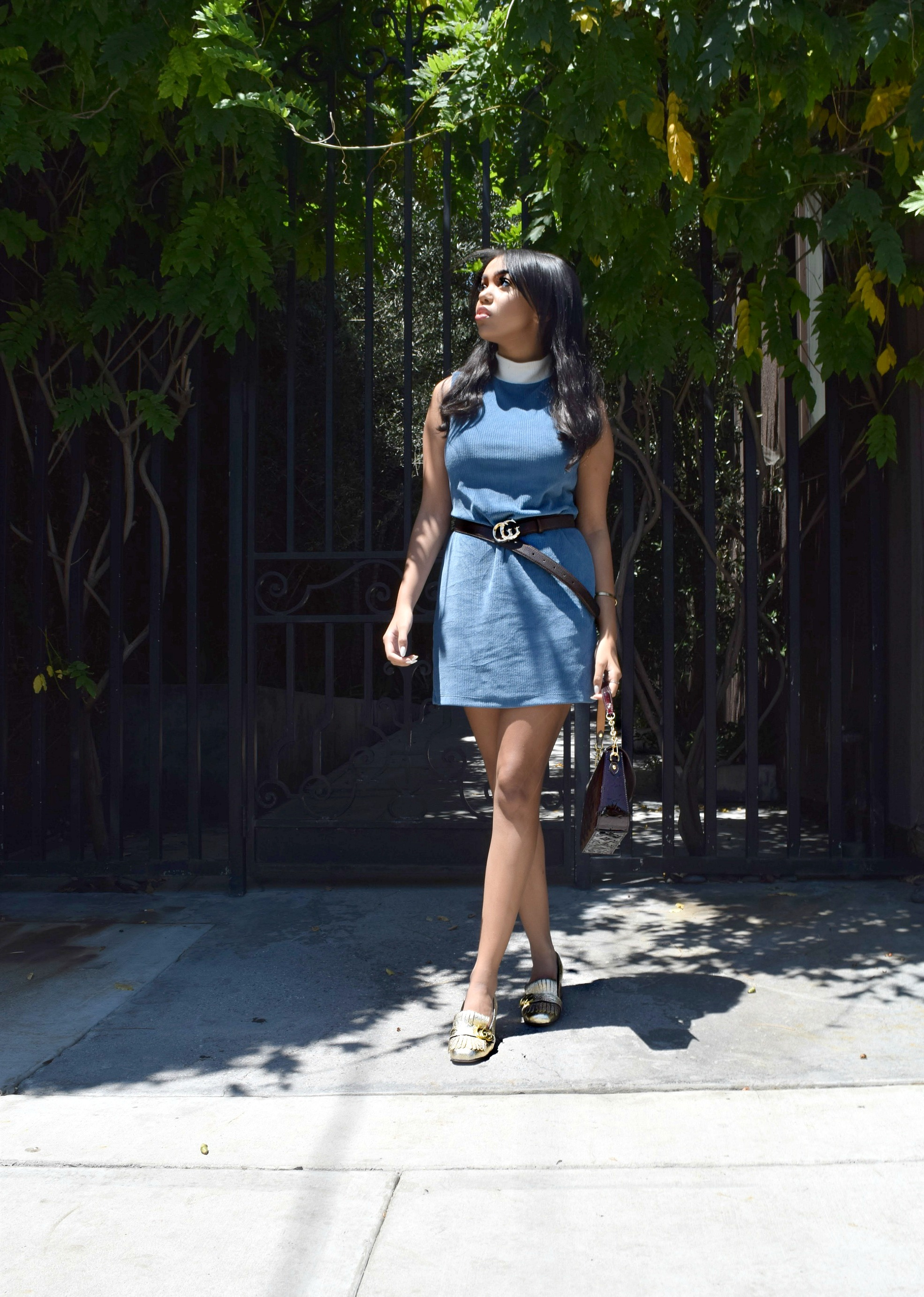 Staud Clothing Dress, Los Angeles Spring/Summer Mod Street Style: To Style, With Love