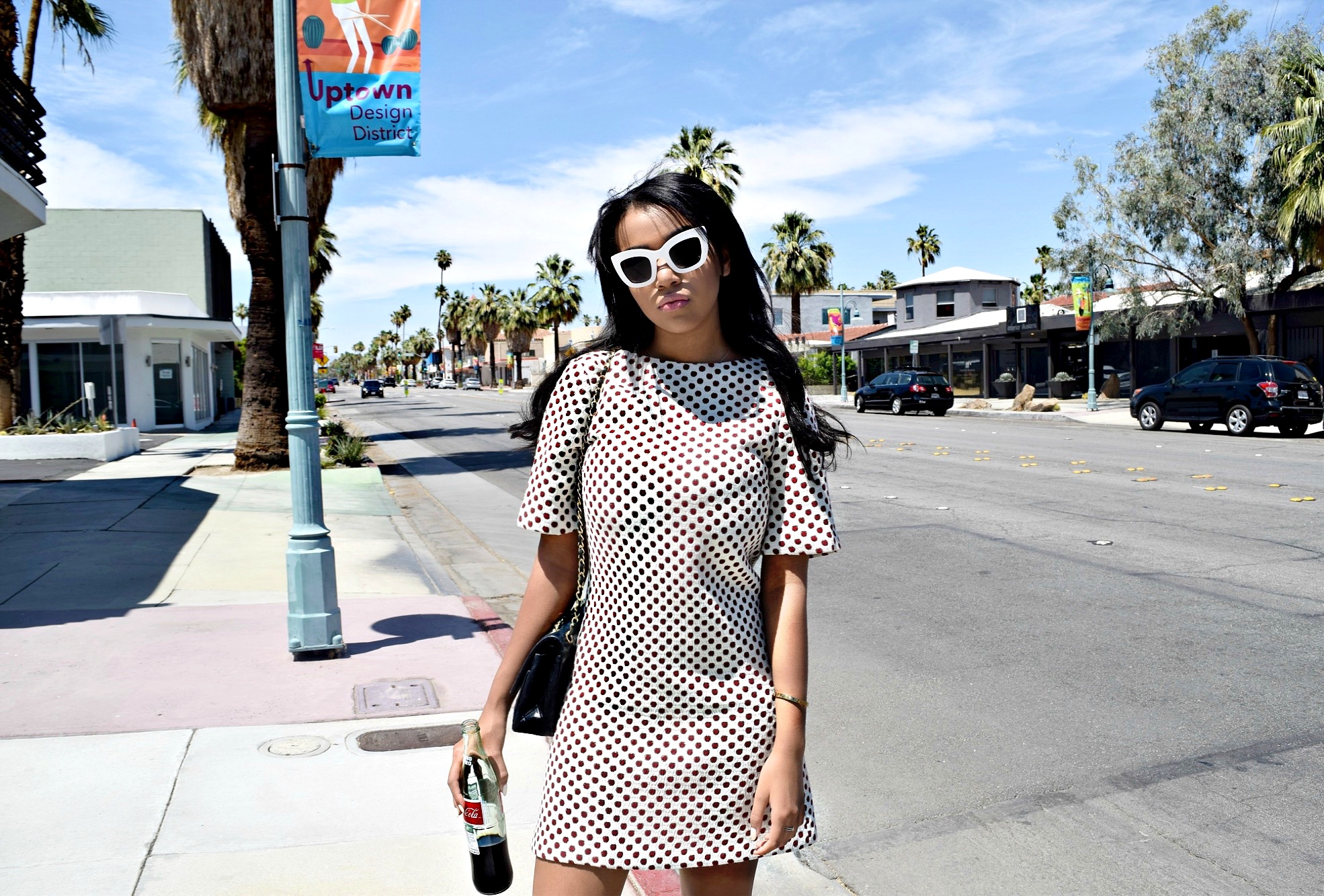 Palm Springs Travel Guide and Street Style: To Style, With Love