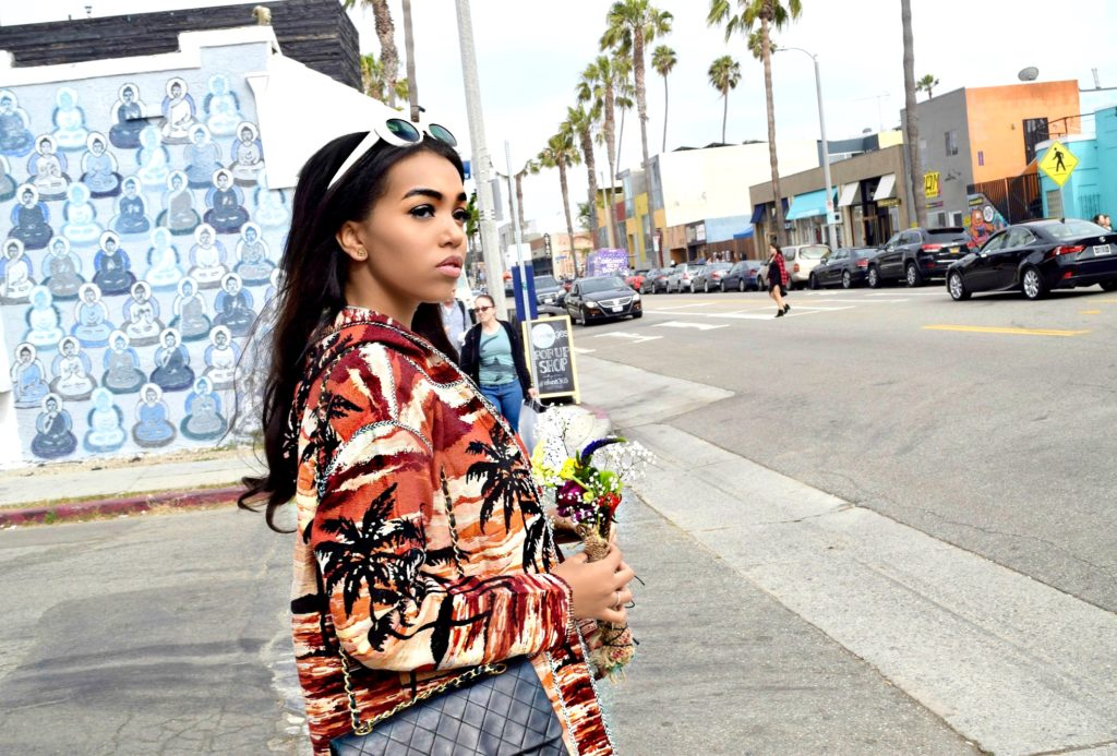 Abbot Kinney Blvd Venice, Saint Laurent Los Angeles Street Style: To Style, With Love