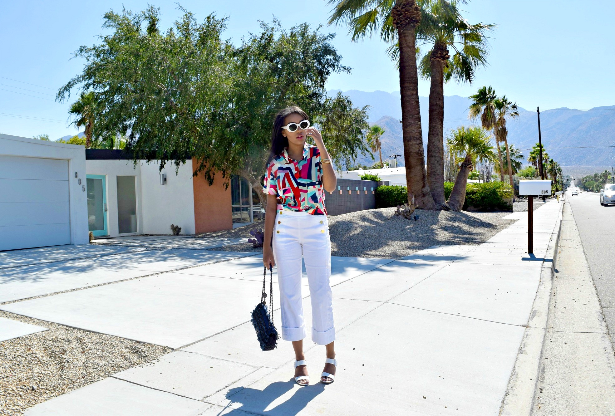 Racquet Club Road Palm Springs Getaway: To Style, With Love