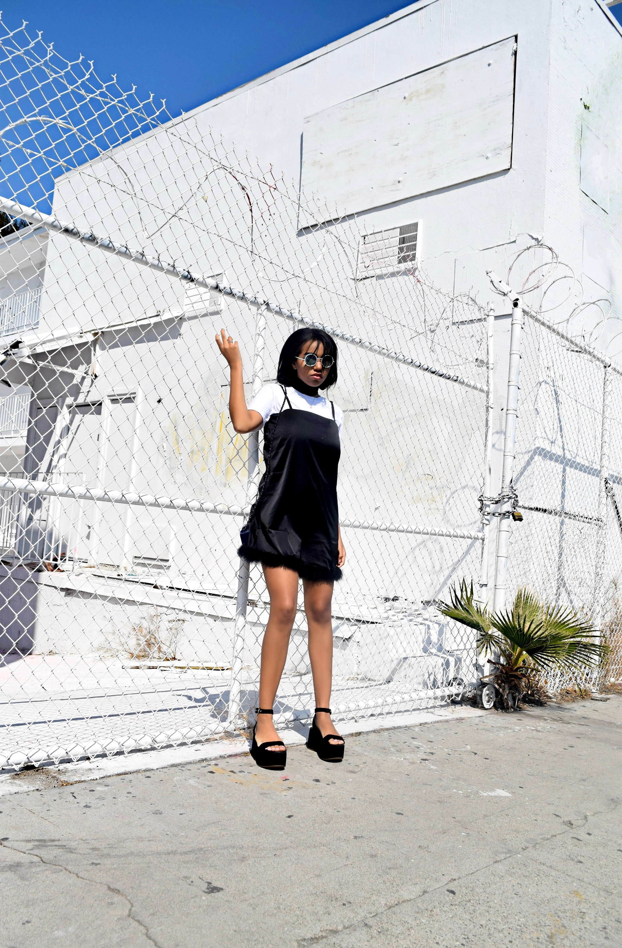 The White Motel Los Angeles Spring/Summer Street Style: To Style, With Love