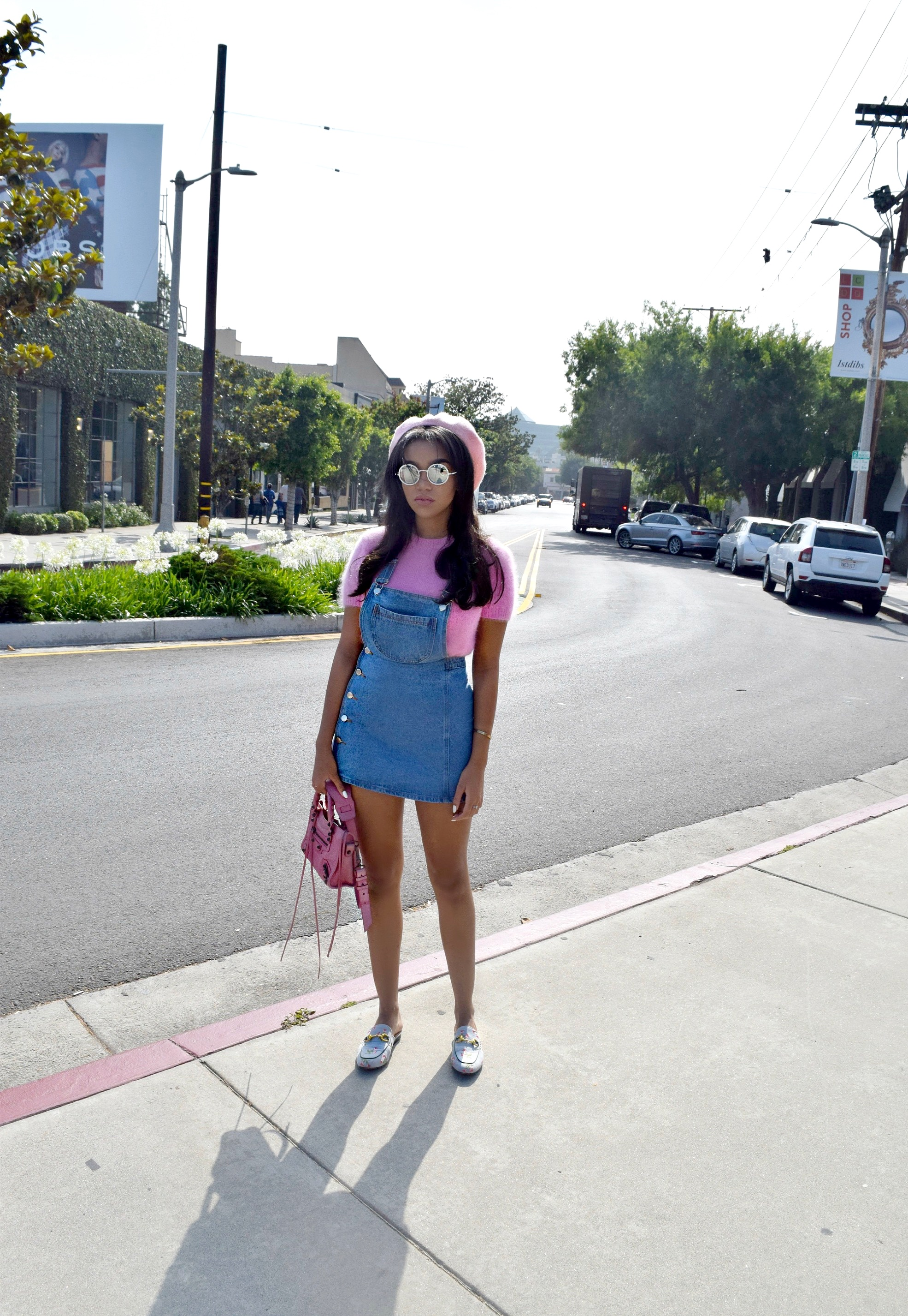 Los Angeles Spring/Summer Street Style: To Style, With Love