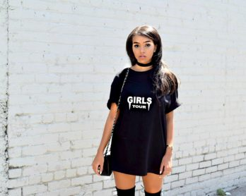 Girls World Tour Los Angeles Spring/Summer Street Style, Sorello Boutique: To Style, With Love