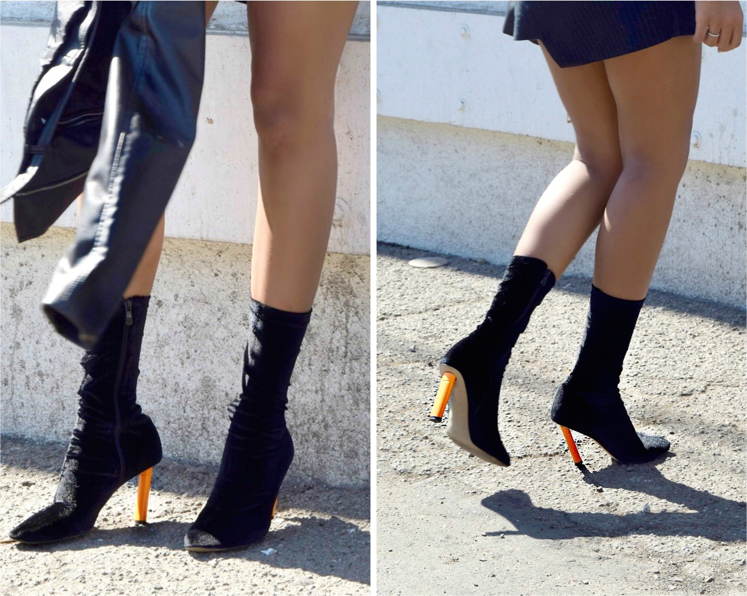 Public Desire, Vetement Sock Boots Inspired, The Thrasher Trend, Spring/Summer Los Angeles Street Style: To Style, With Love