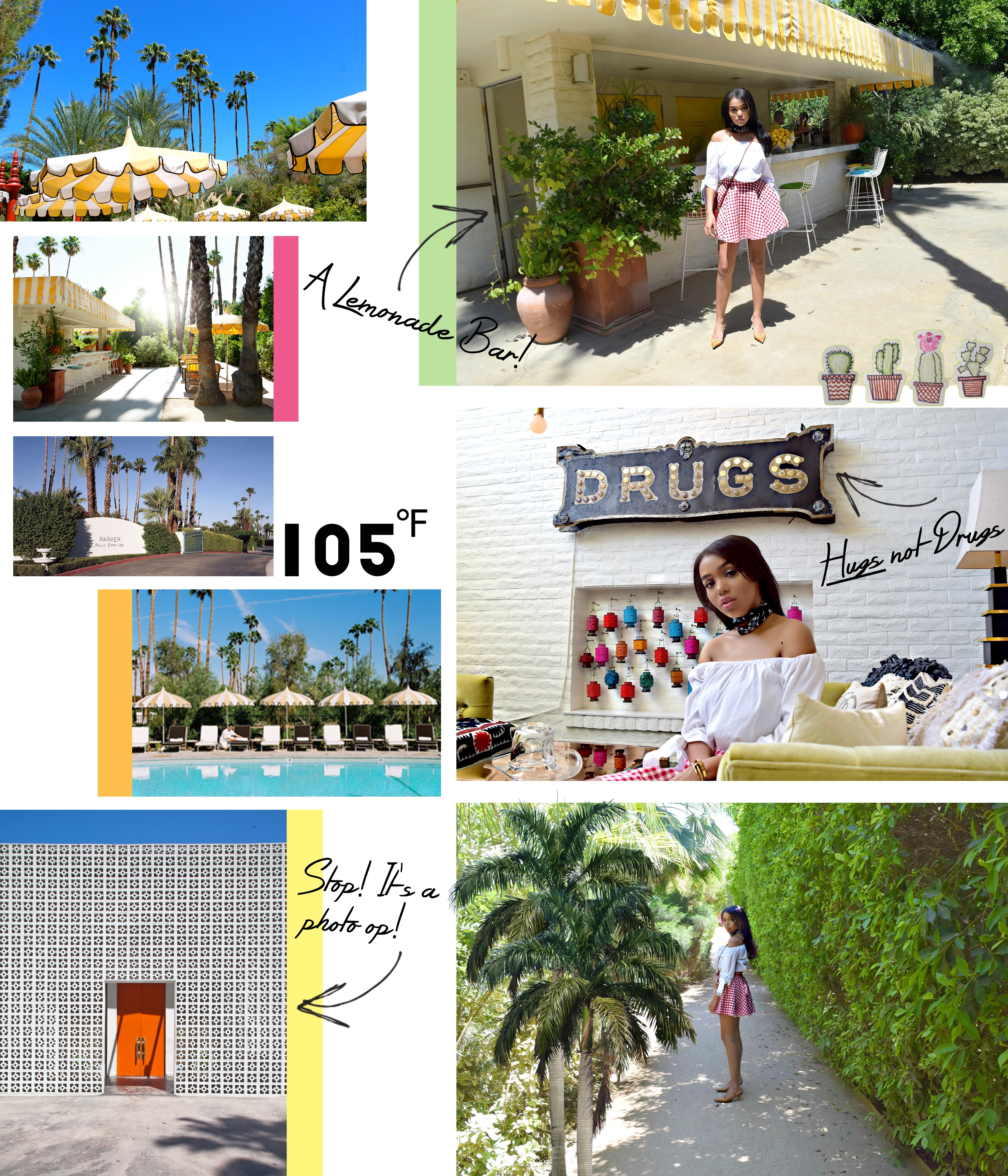 Palm Springs City Guide, The Parker Hotel Palm Springs: To Style, With Love