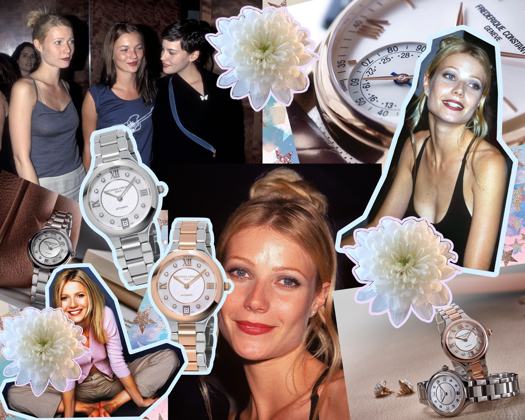 Frederique Constant New Classic, Gwyneth Paltrow Ambassador: To Style, With Love
