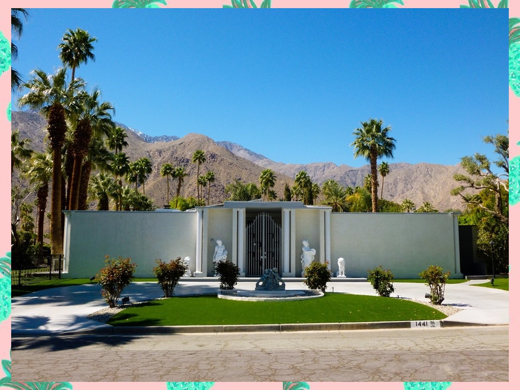 Palm Springs City Guide, Liberace's Palm Springs House: To Style, With Love