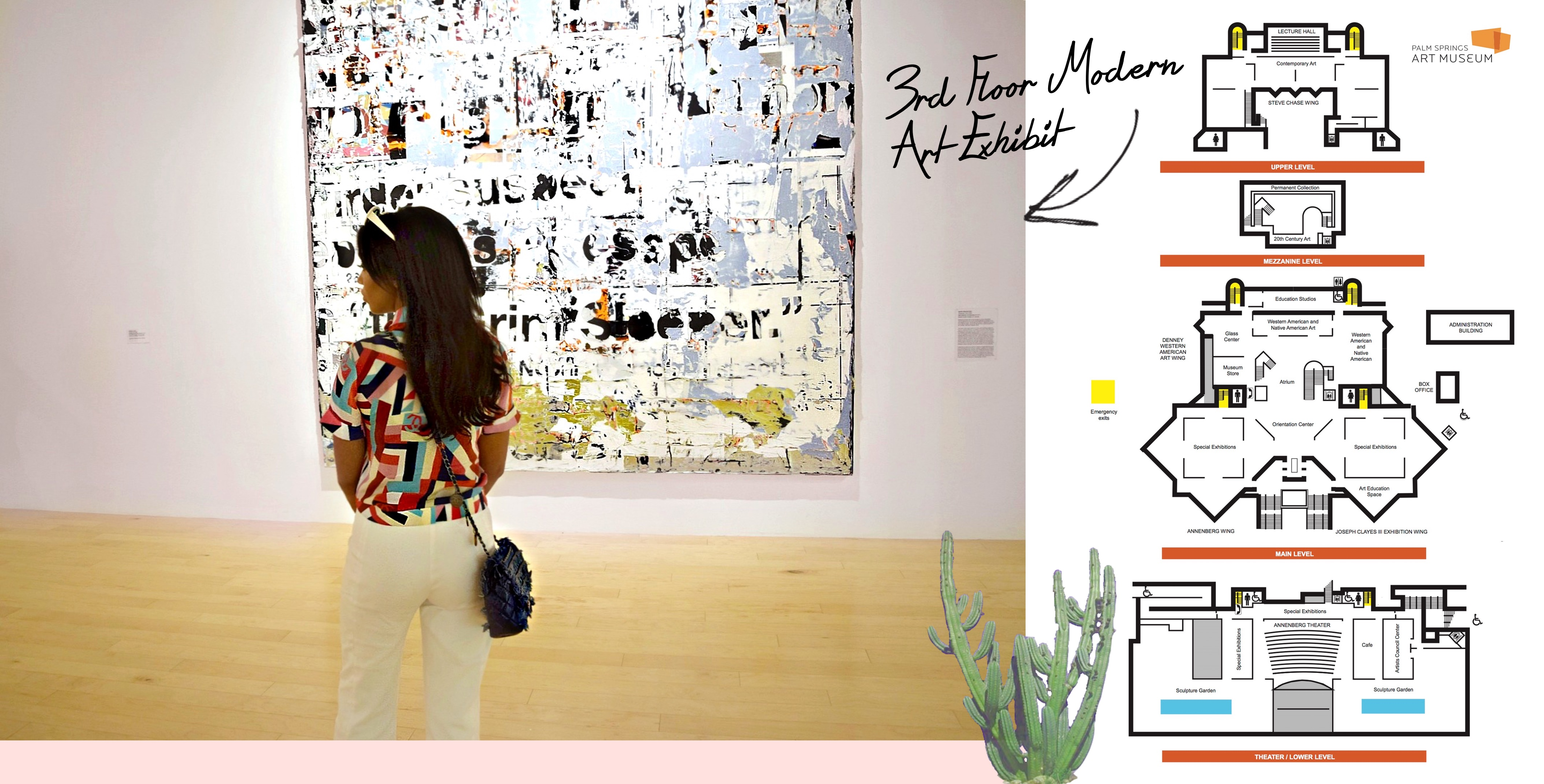 Palm Springs City Guide, Palm Springs Art Museum: To Style, With Love